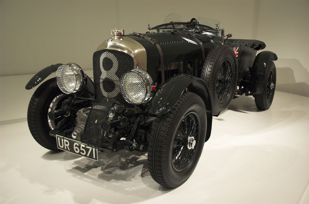 4½ Litre Supercharged - The Crittenden Automotive Library