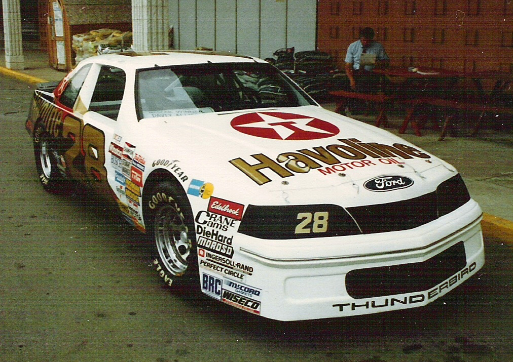 Davey Allison - The Crittenden Automotive Library