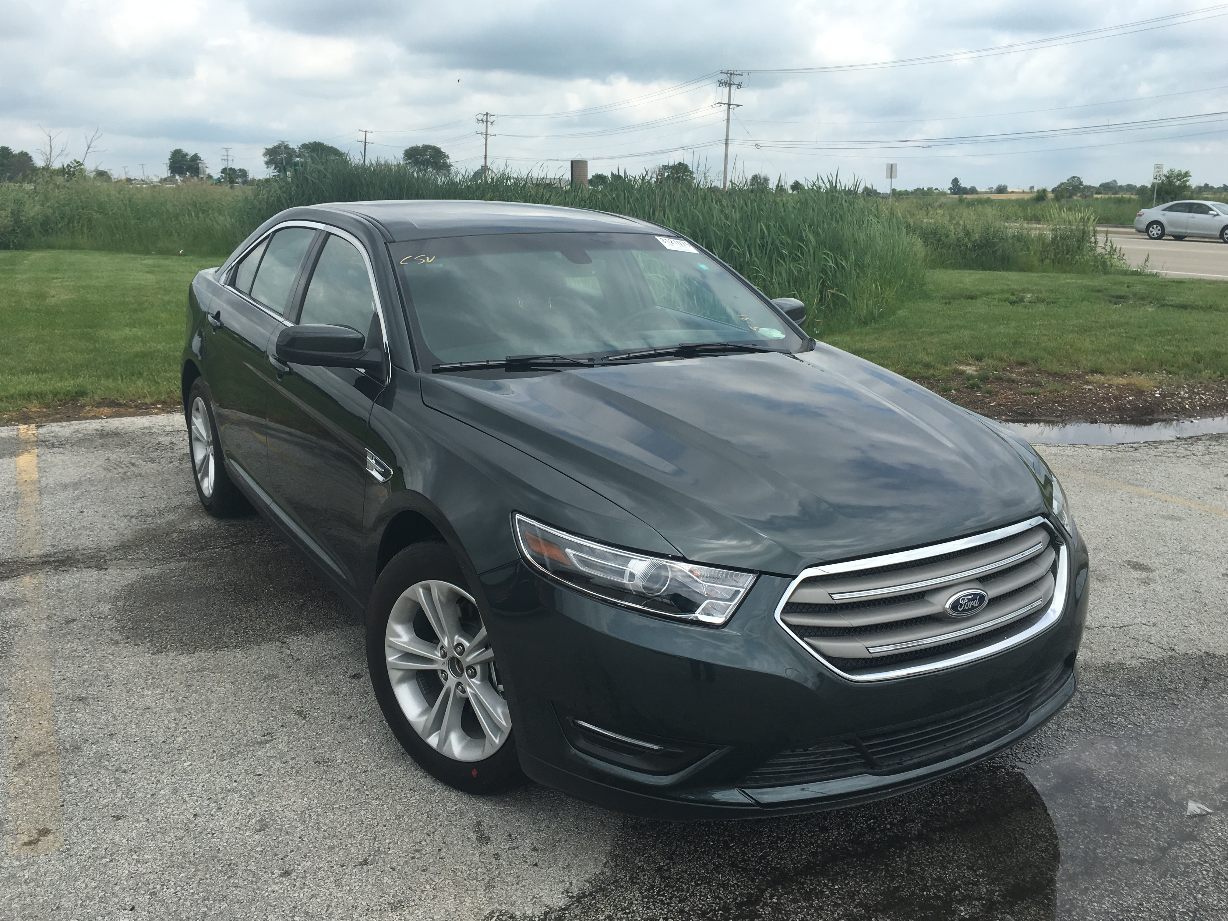 2015 ford taurus sel awd the crittenden automotive library. Black Bedroom Furniture Sets. Home Design Ideas