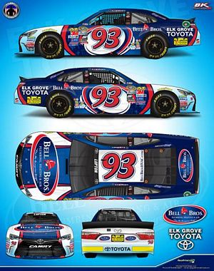 dylan lupton to attempt nascar sprint cup series debut at sonoma raceway the crittenden. Black Bedroom Furniture Sets. Home Design Ideas
