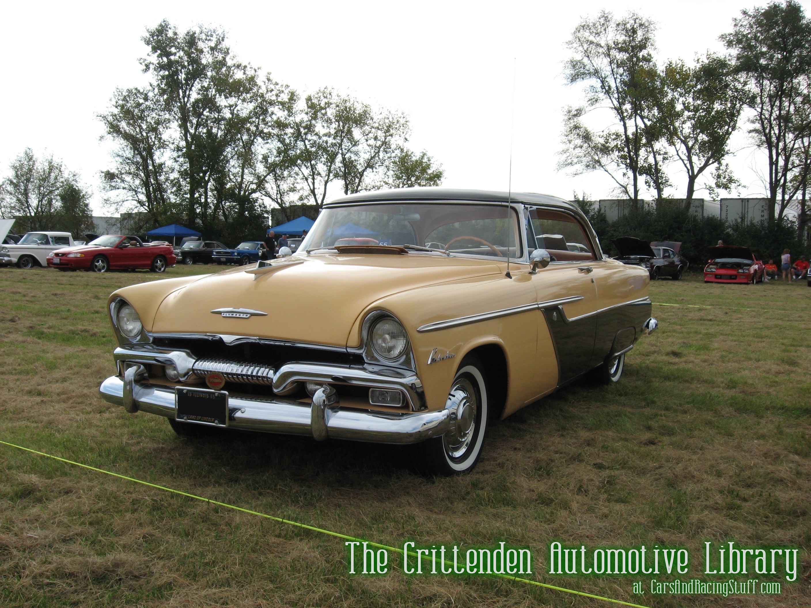 Plymouth Belvedere The Crittenden Automotive Library 1950 To 1955 Cars View Photo Of 3229kb