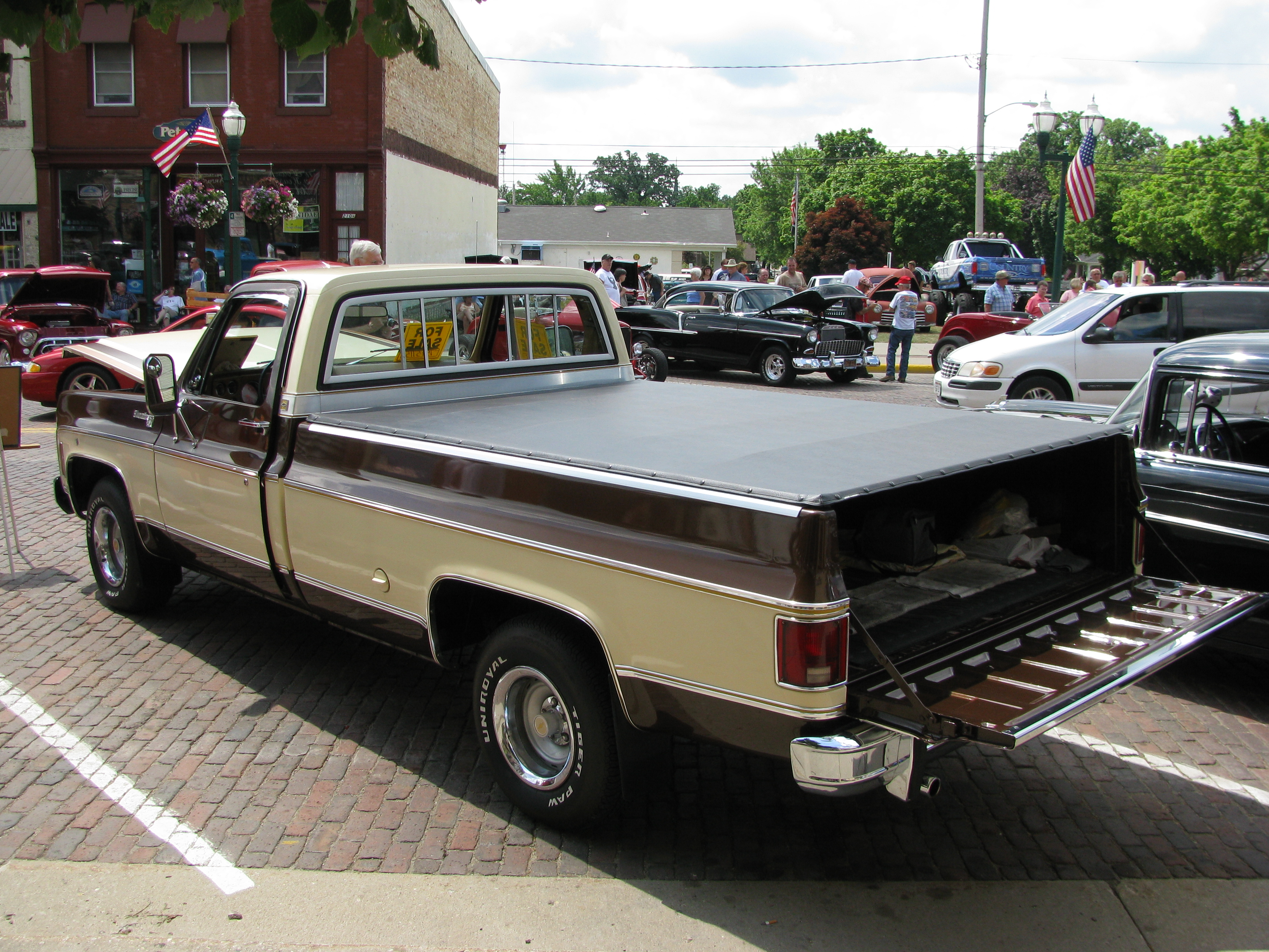 Chevrolet C 10 C10 The Crittenden Automotive Library 1966 Truck 12 Ton Pu 2wd 4 View Photo Of 1977 Silverado