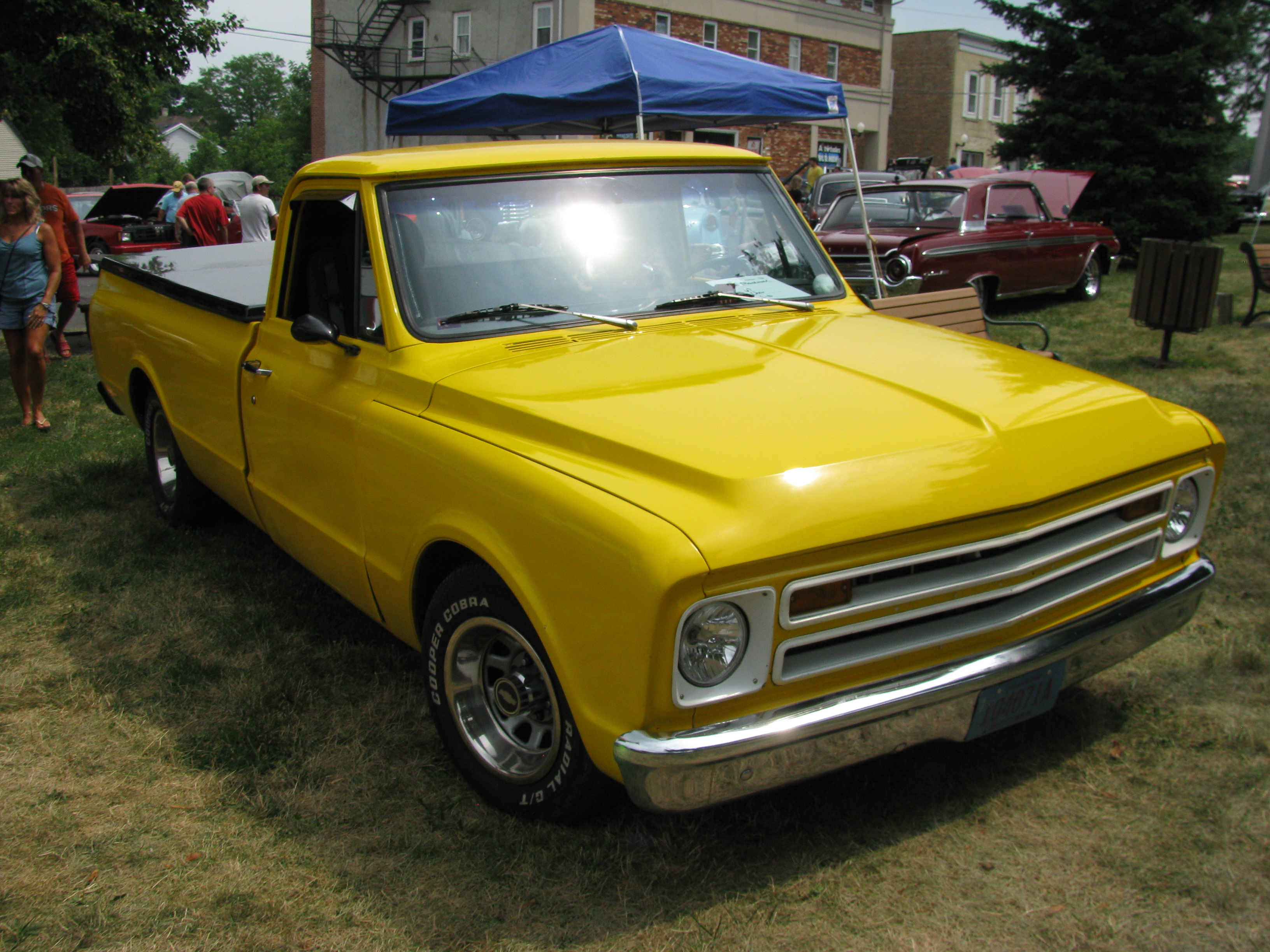 Chevrolet C 10 C10 The Crittenden Automotive Library 1966 Truck 12 Ton Pu 2wd 4 View Photo Of 1967