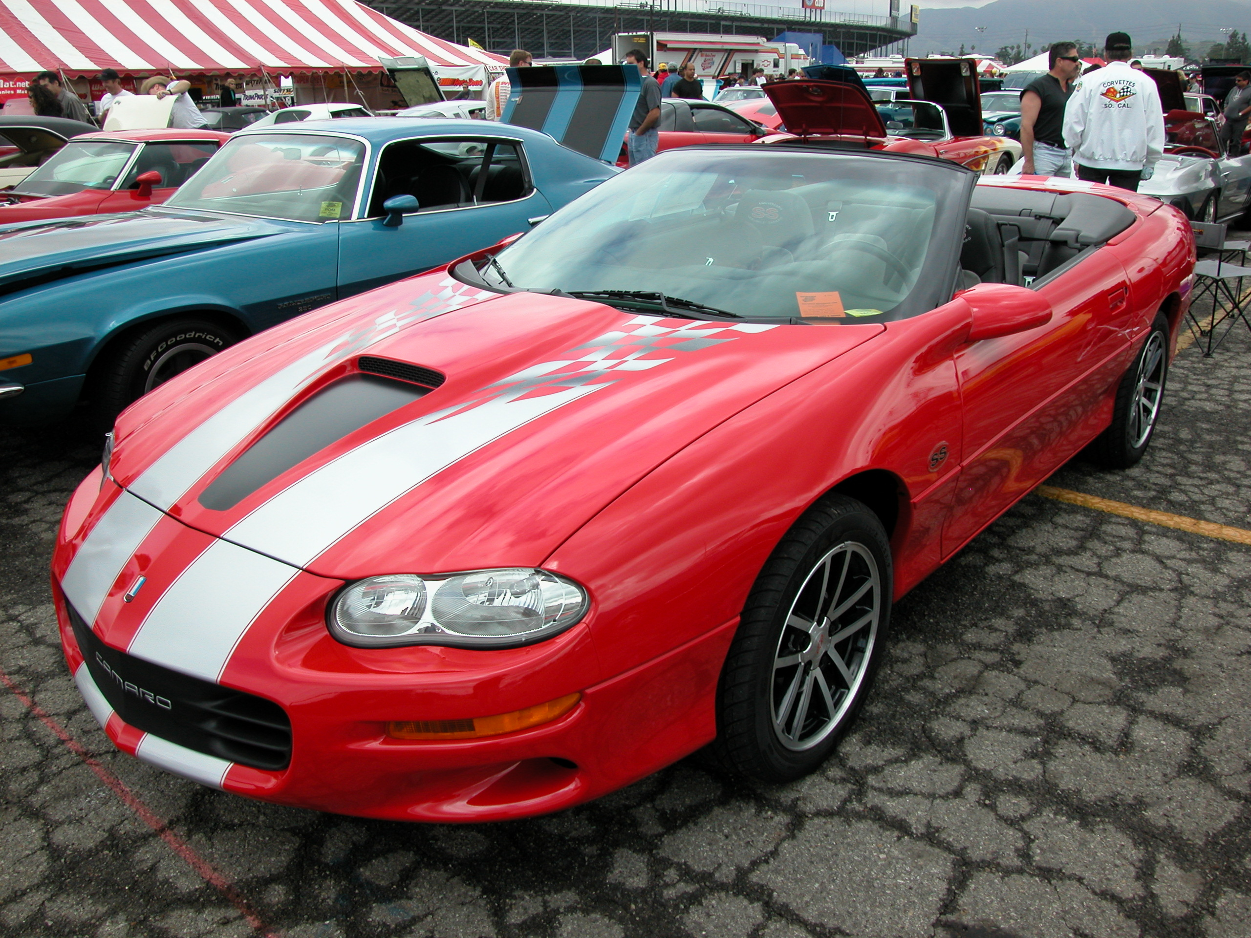 2002 chevrolet camaro - the crittenden automotive library