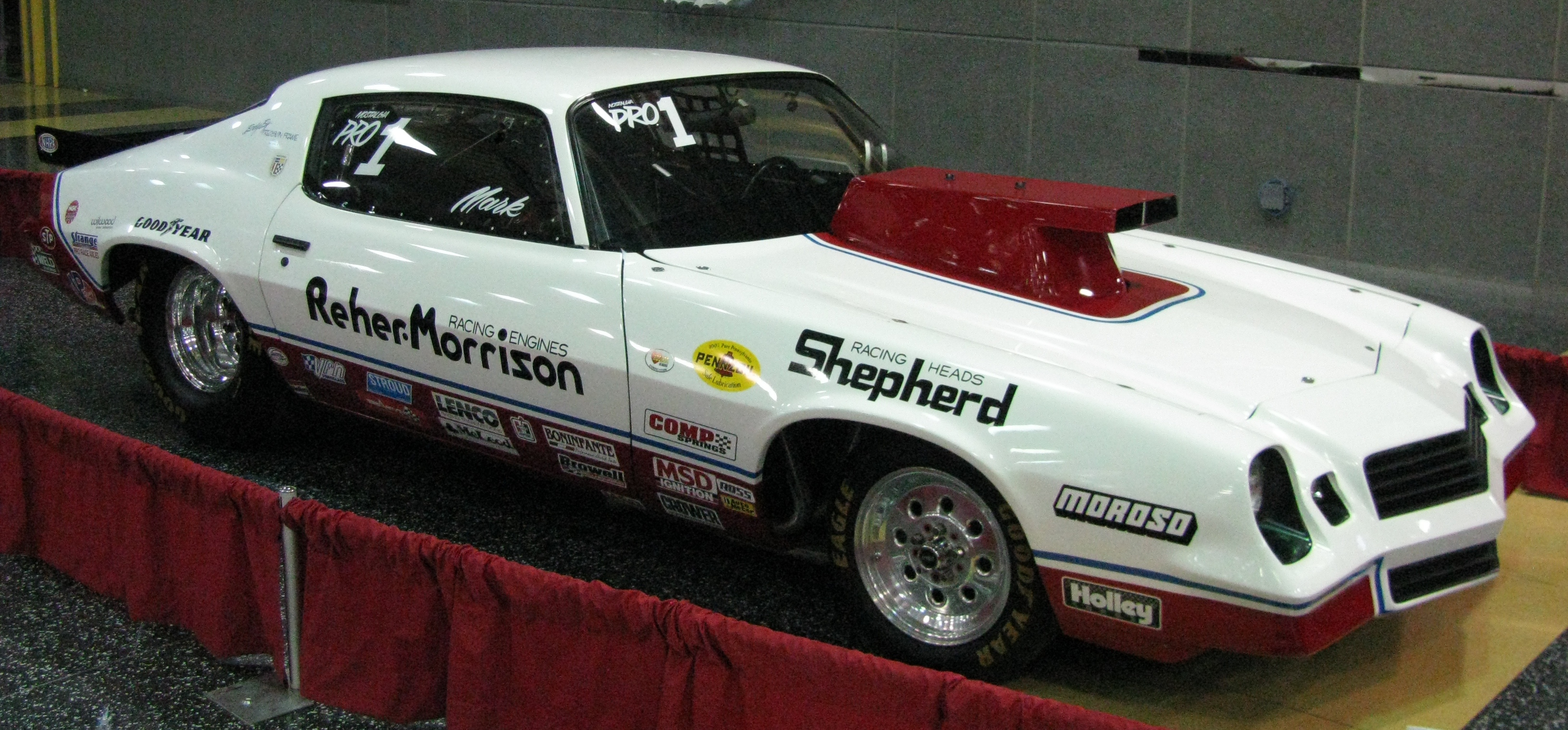 Cost Of A Pro Stock Drag Car