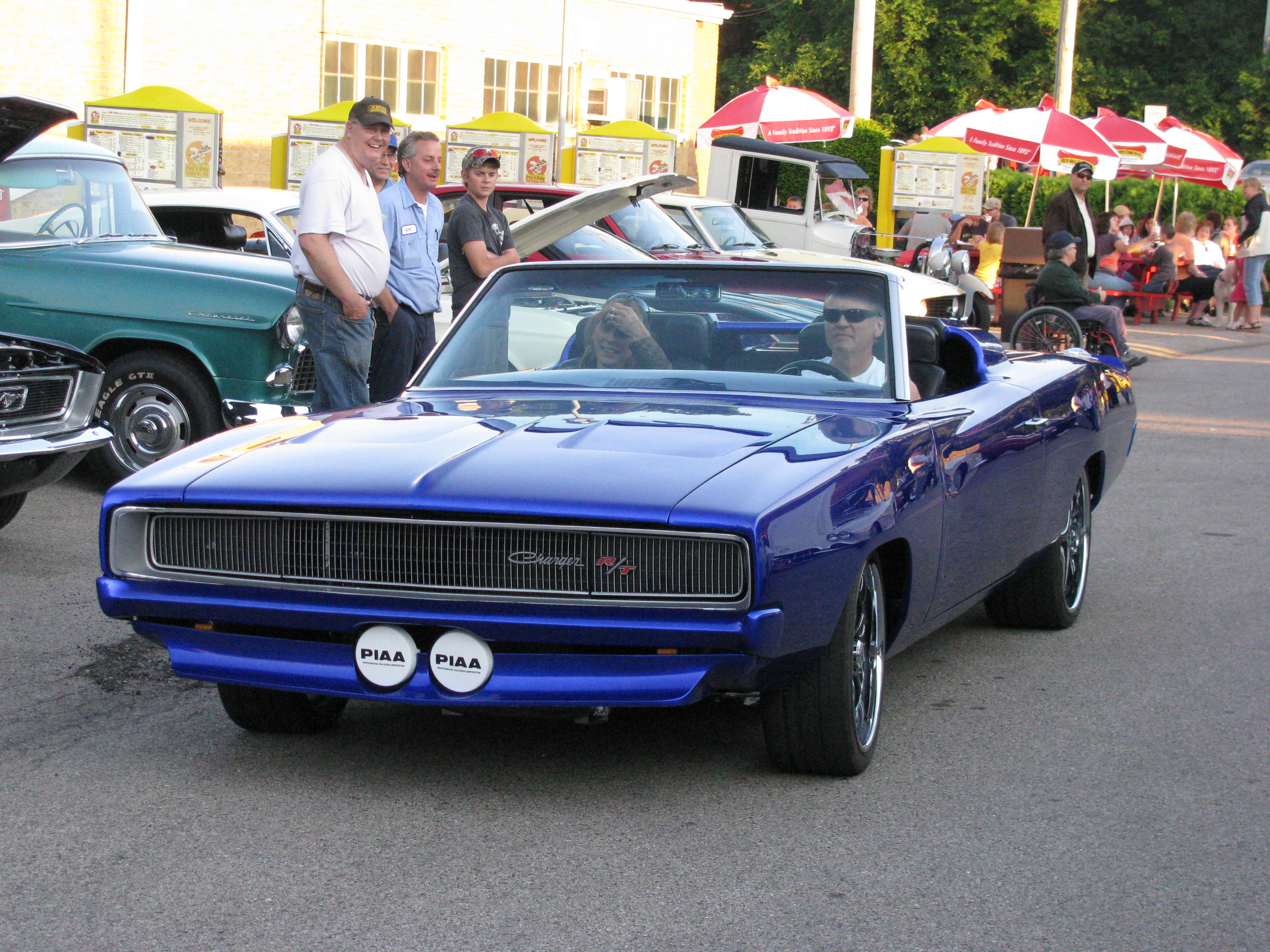 Dodge Charger Photographs - The Crittenden Automotive Library