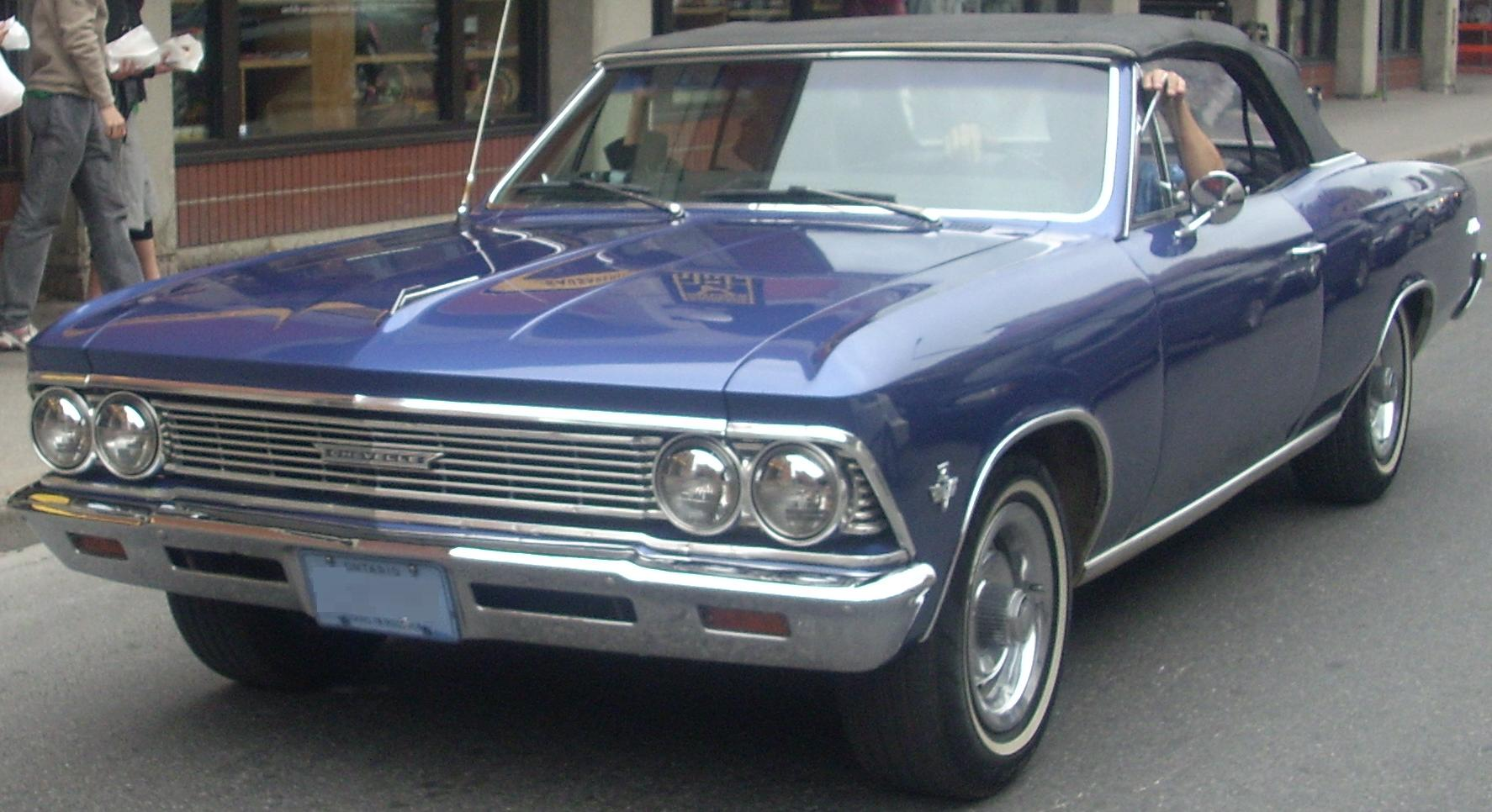 Chevrolet Chevelle - The Crittenden Automotive Library