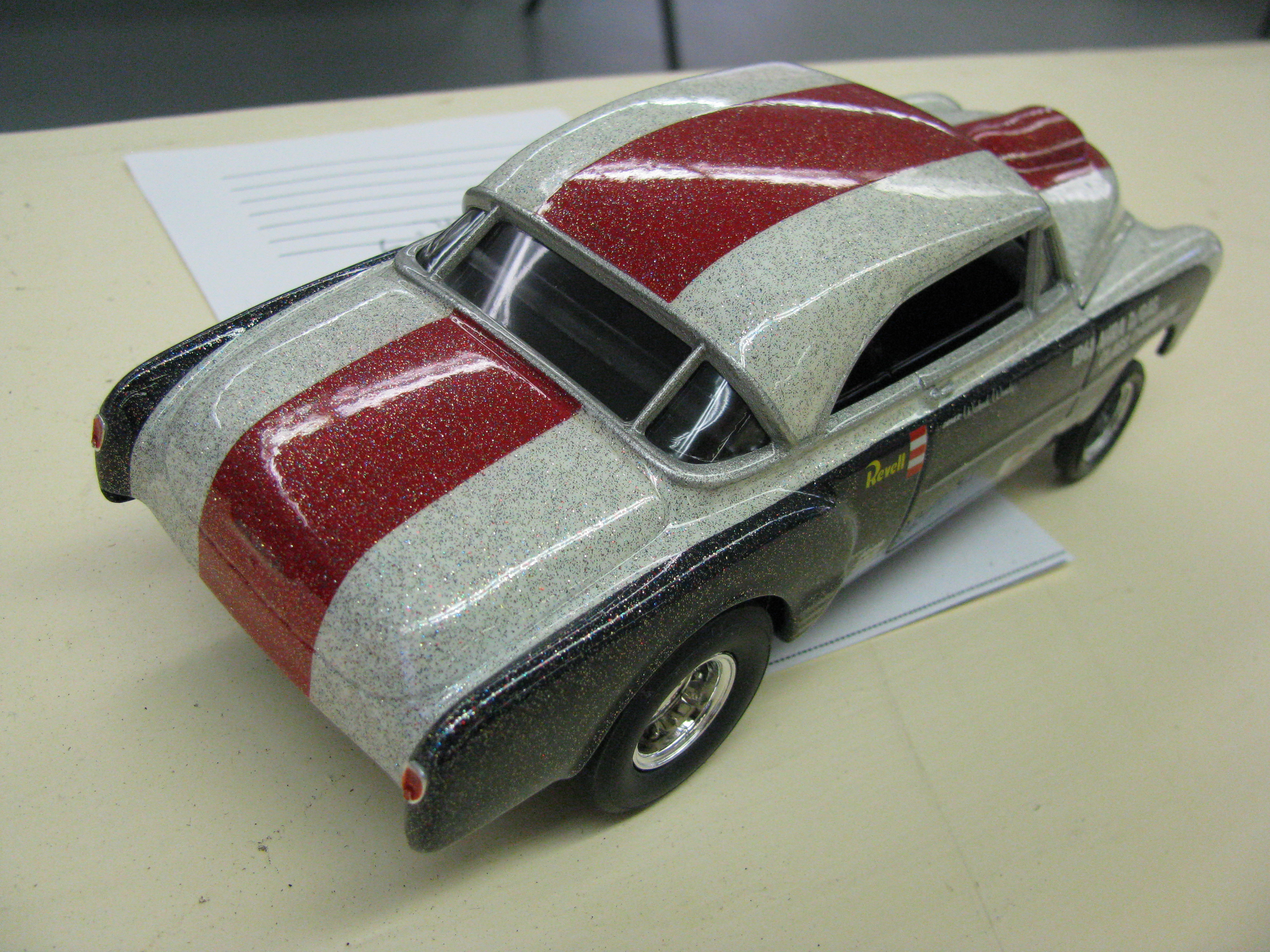 Chevrolet Motorsports The Crittenden Automotive Library 1951 Police Car View Photo Of Ahra Drag Racer Model