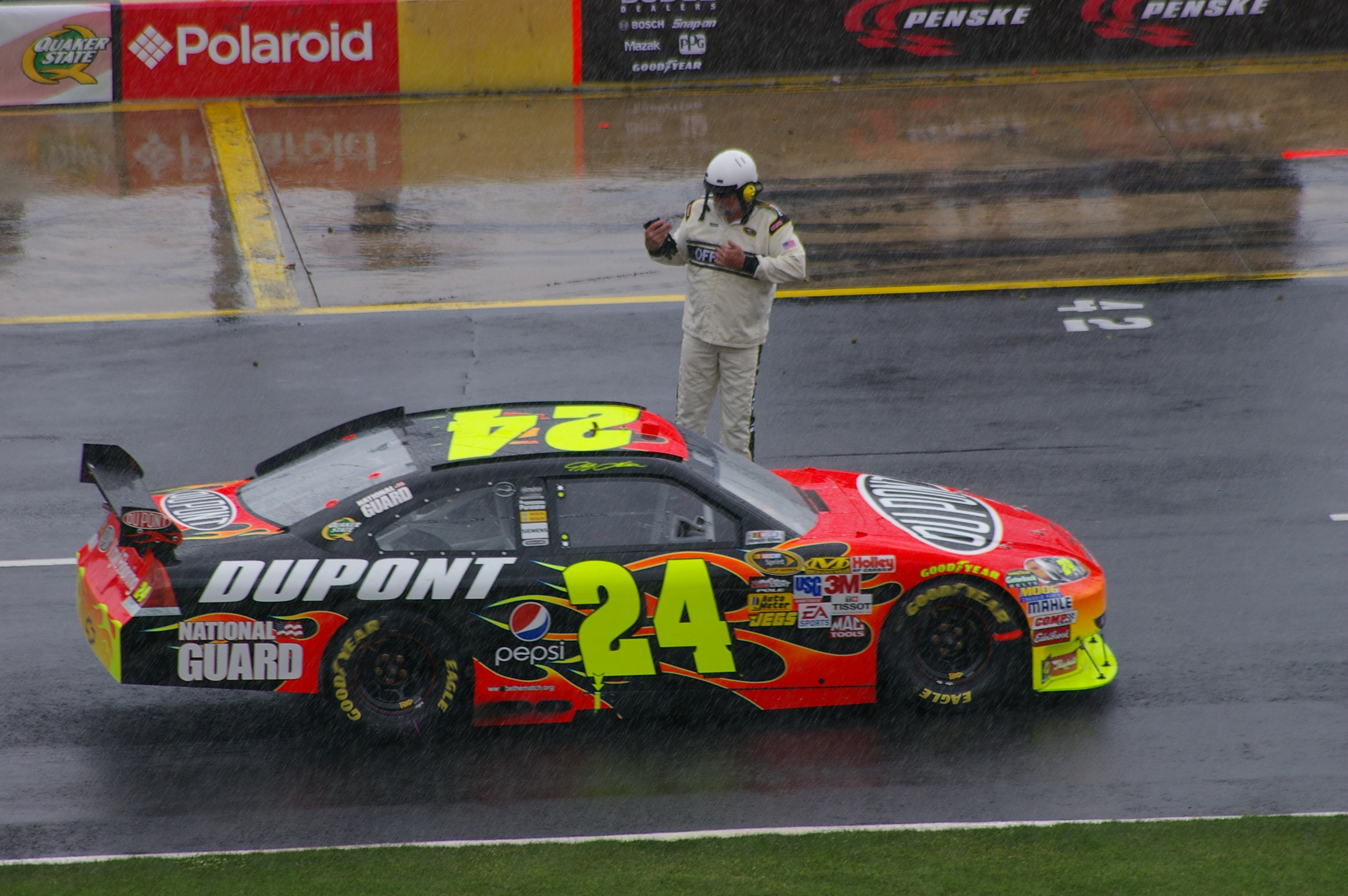 View Photo Of 2009 Coca Cola 600 Jeff Gordon