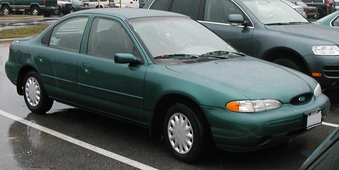 View Photo Of Ford Contour