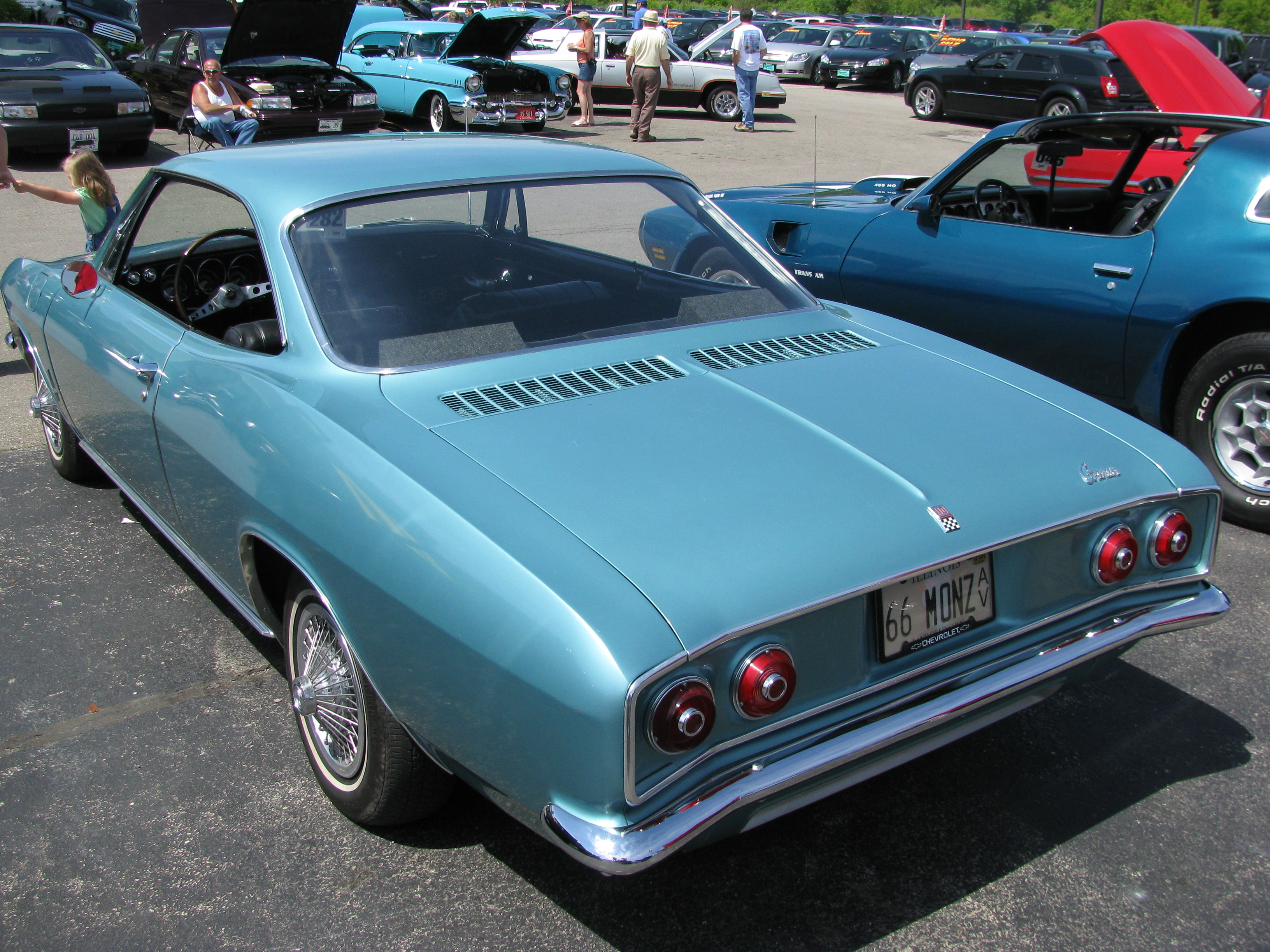 1969 Chevrolet Corvair Monza As Well Chevy Alternator Wiring Diagram