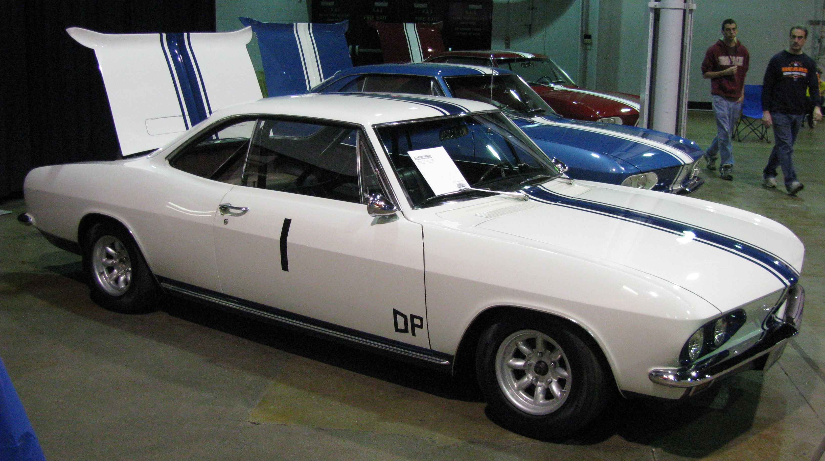 1966 Chevrolet Corvair Yenko Stinger Pictures to Pin on Pinterest