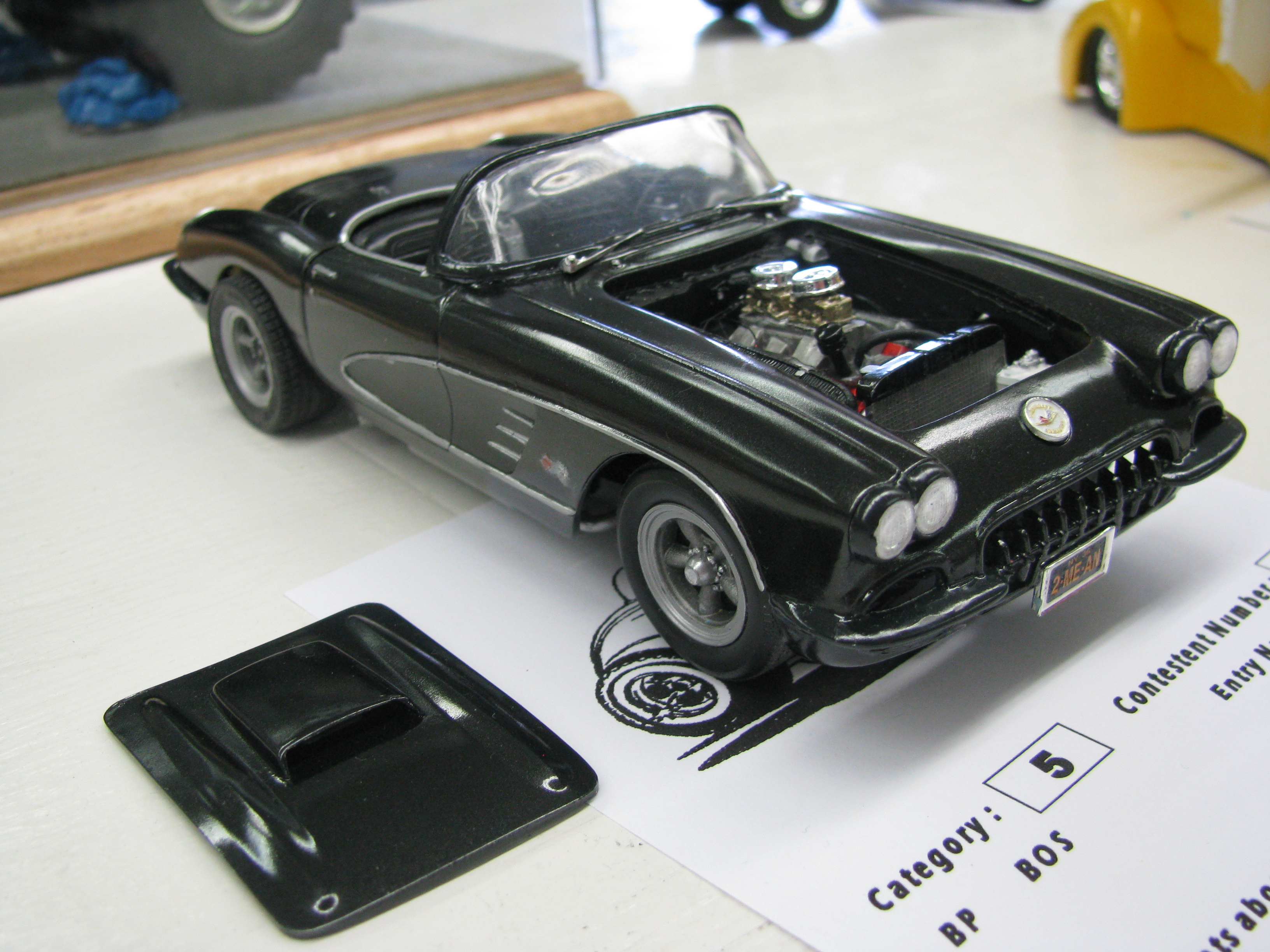 View photo of 1960 Corvette