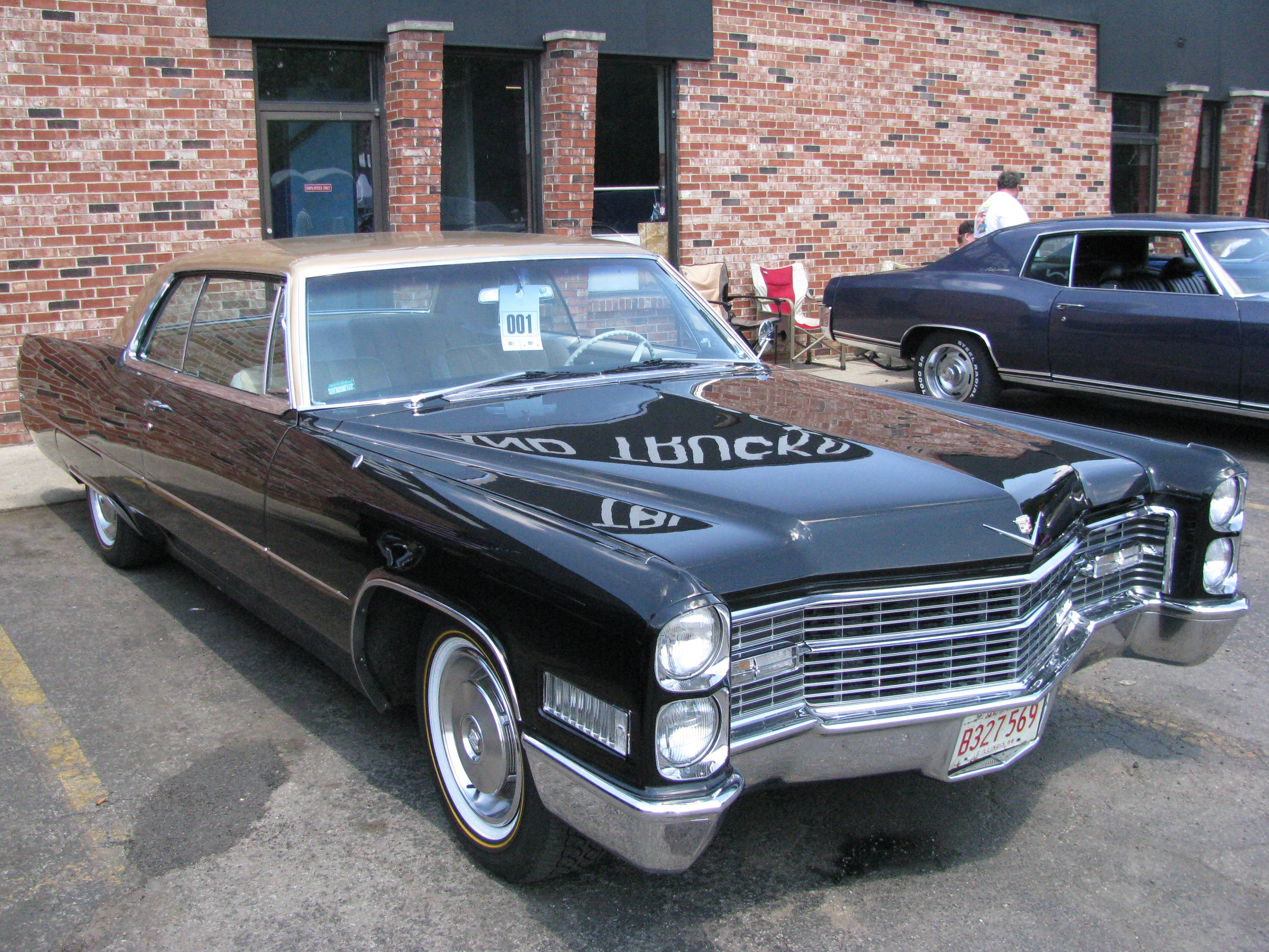 view photo of 1966 cadillac coupe deville 2 9mb. Cars Review. Best American Auto & Cars Review