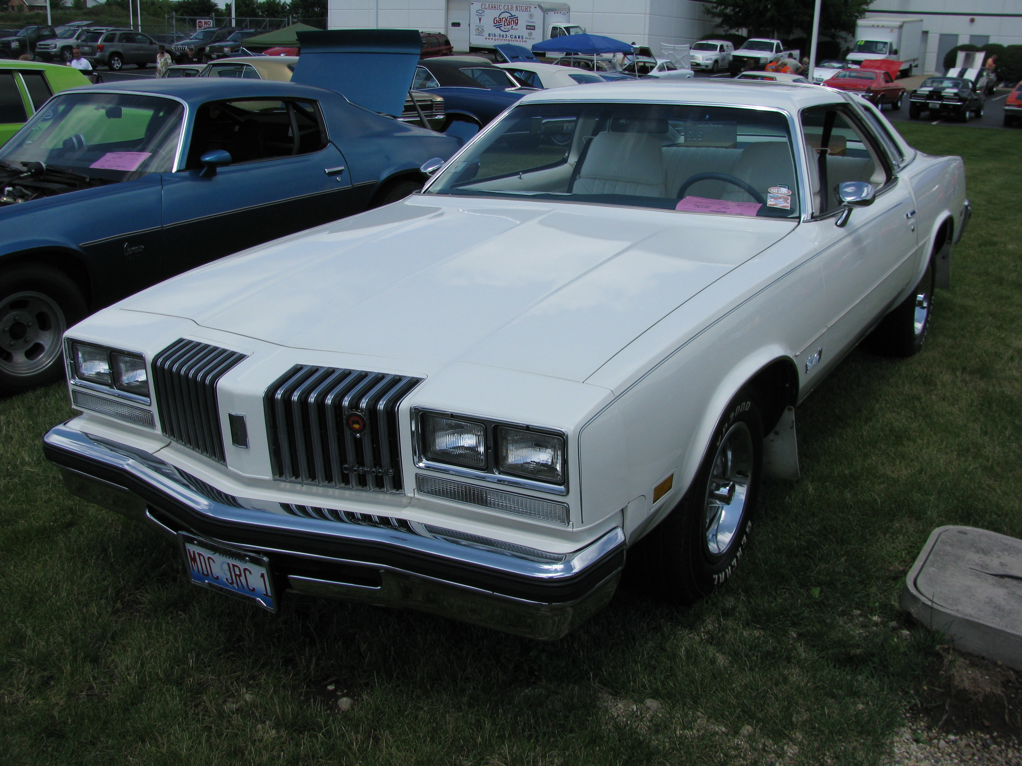 Oldsmobile Cutlass - The Crittenden Automotive Library