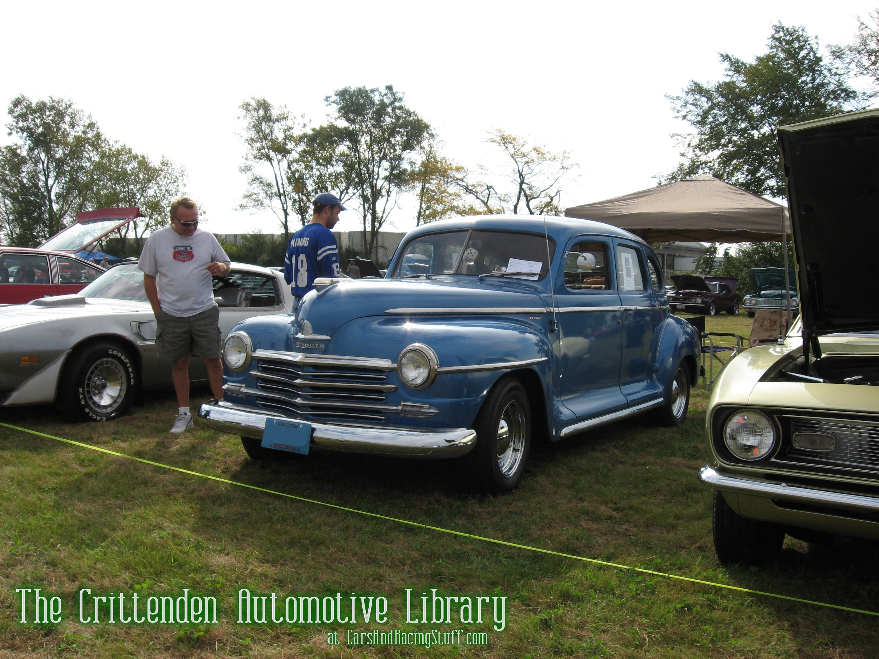 Plymouth De Luxe The Crittenden Automotive Library 1948 Business Coupe View Photo Of