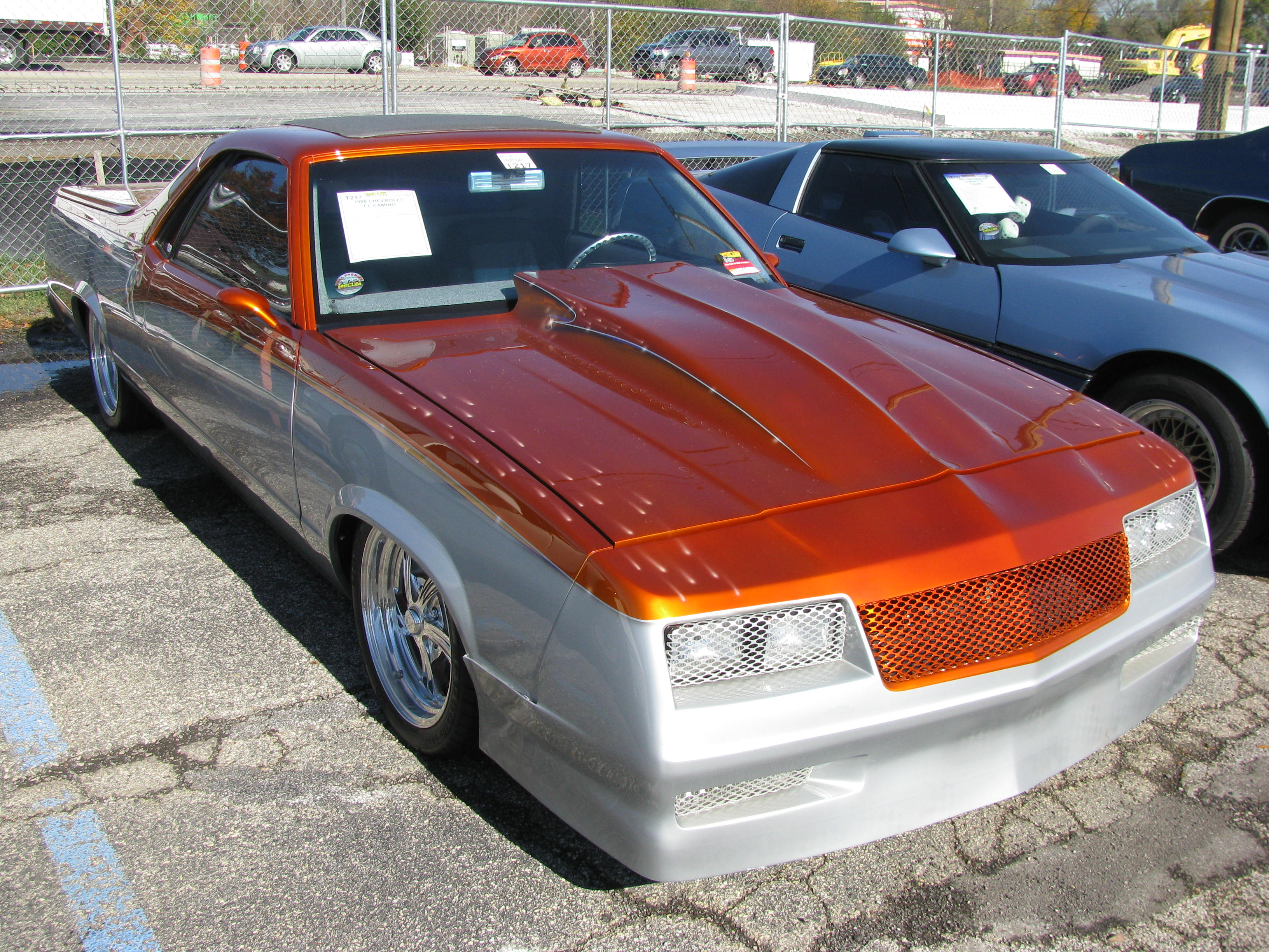 Chevrolet El Camino The Crittenden Automotive Library 1966 View Photo Of Custom 1986