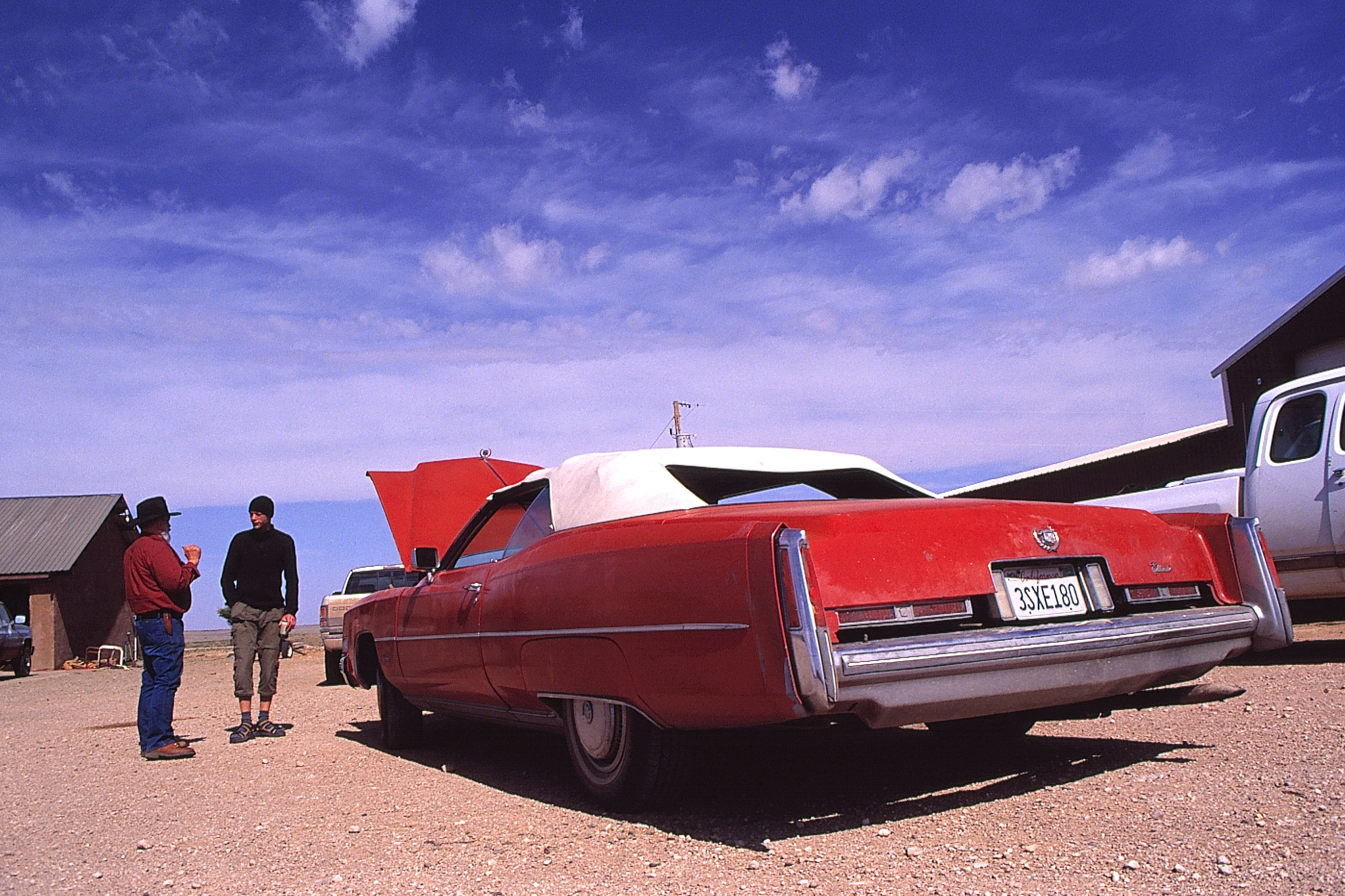 Route 66 in einem 74er Cadillac: oder At least - its a good story (German Edition)
