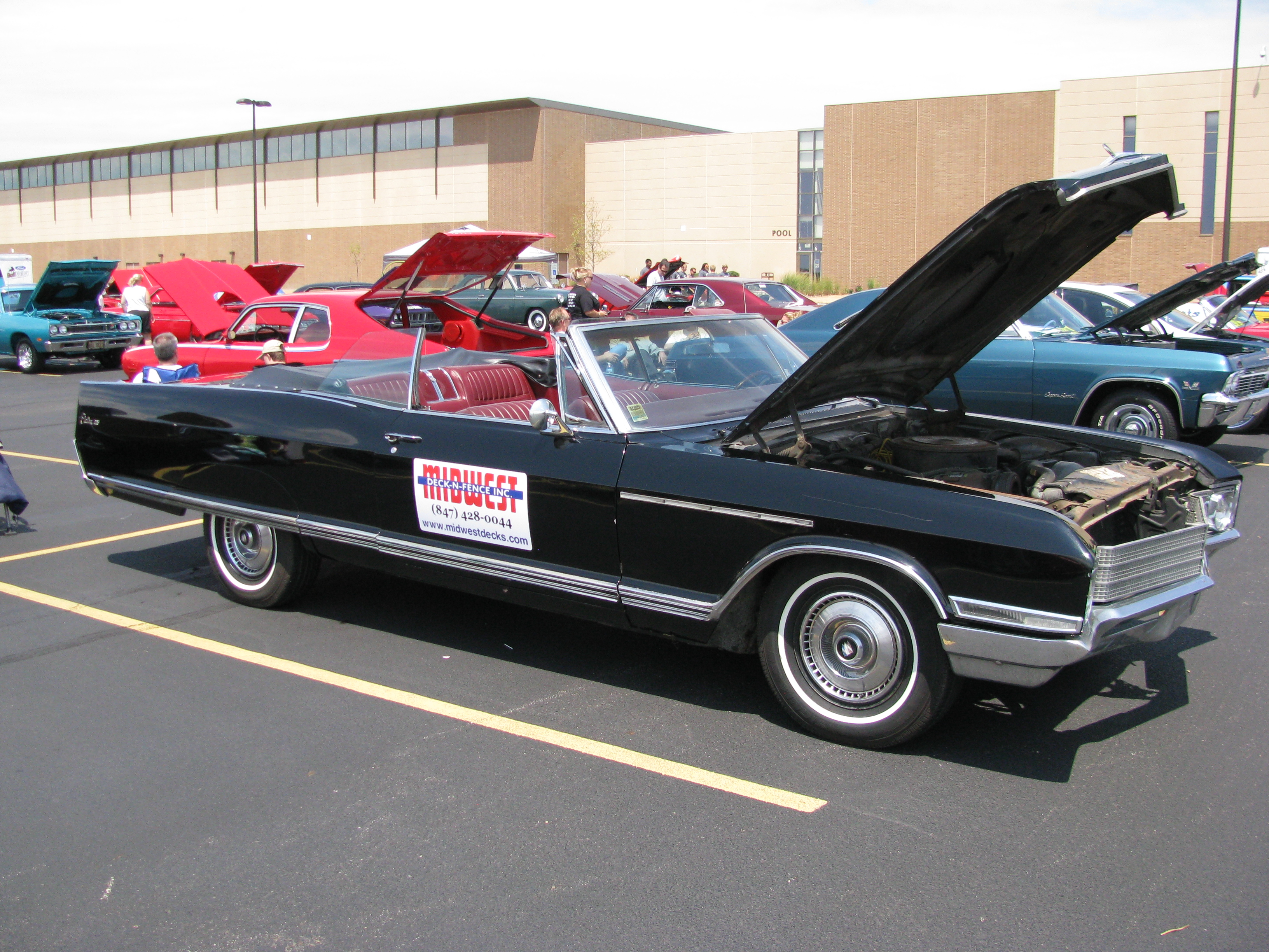 Buick Electra The Crittenden Automotive Library 1961 Convertible View Photo Of 1966 225