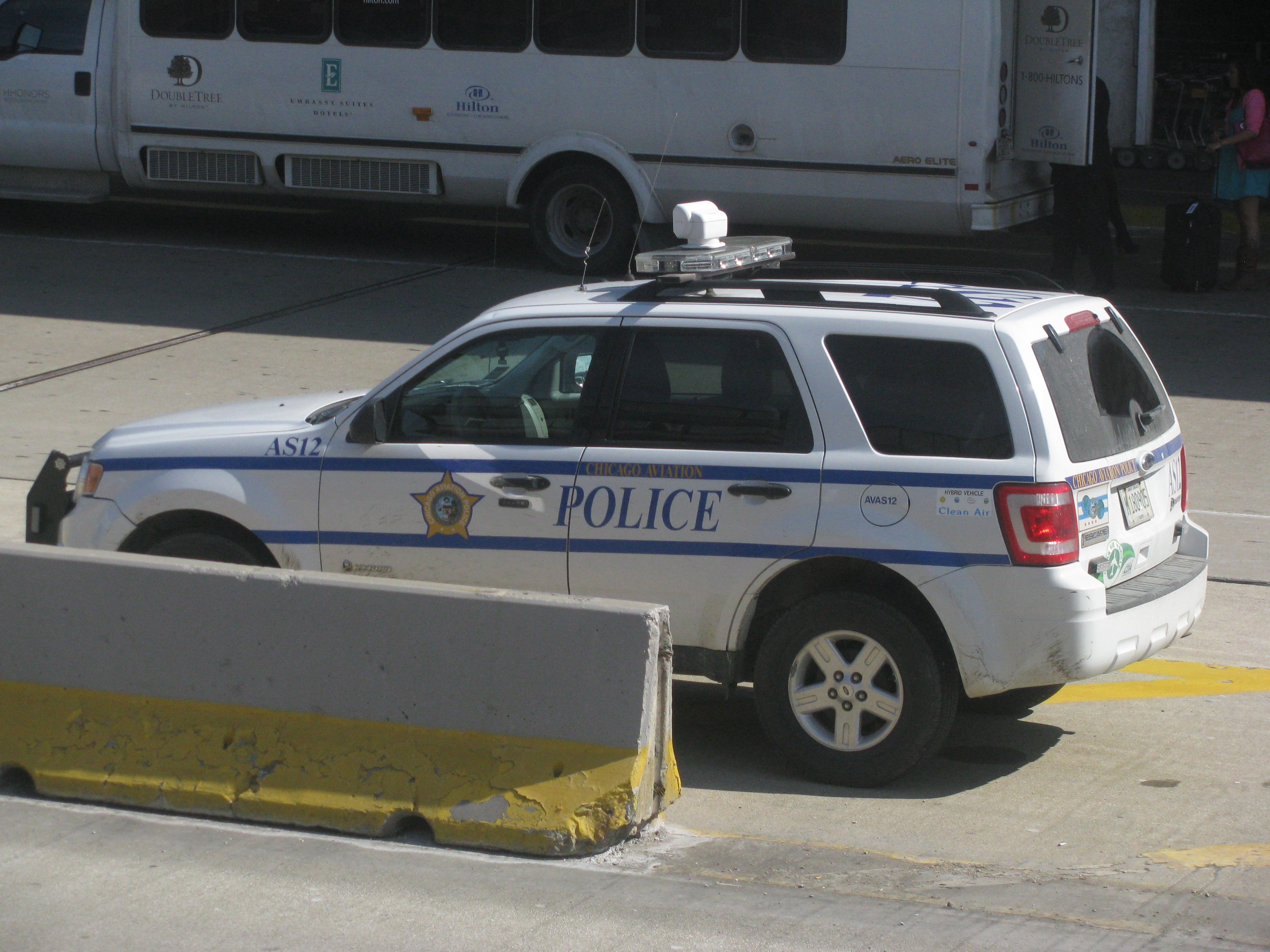chicago aviation police