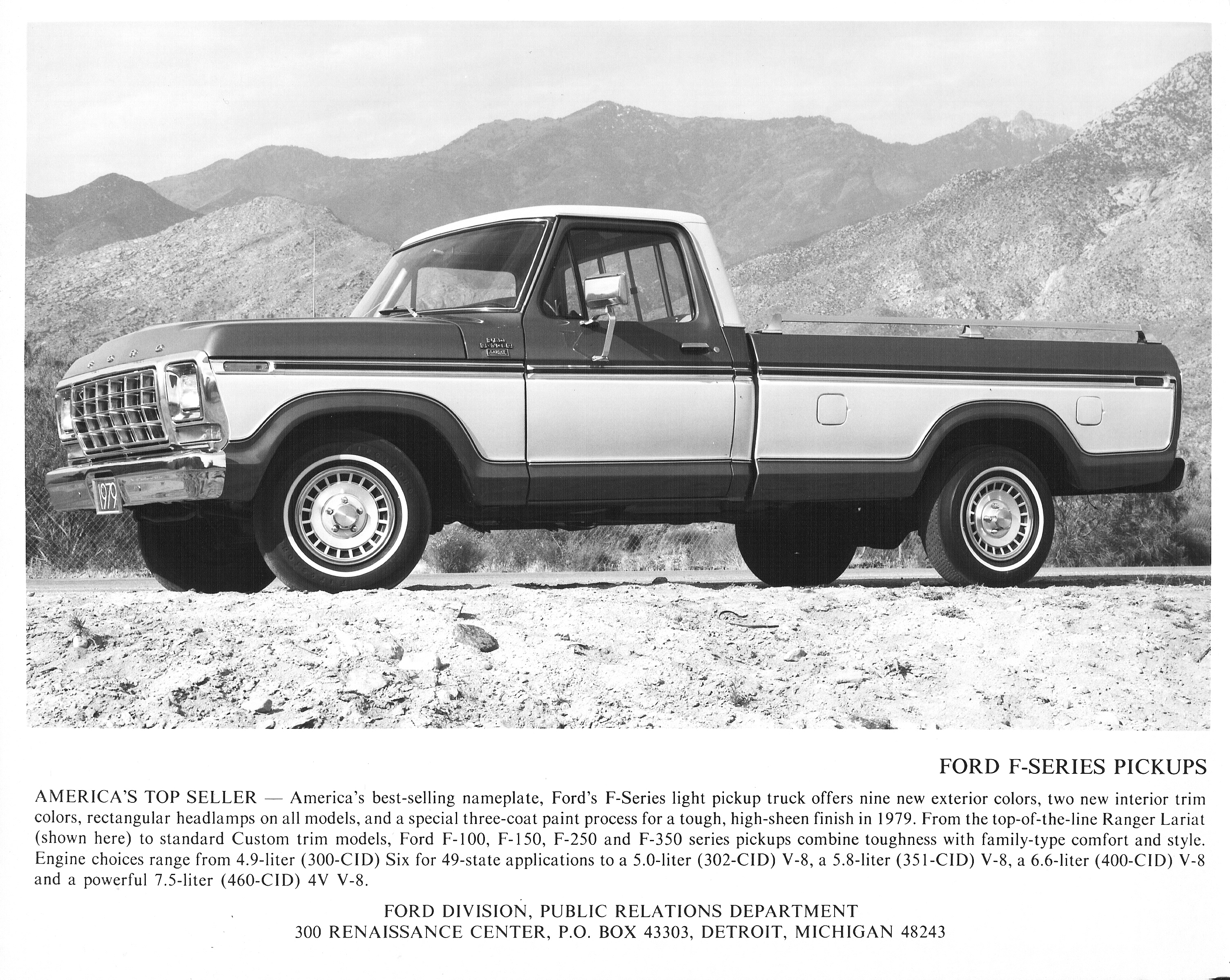 Ford F 150 The Crittenden Automotive Library 2004 Special Edition View Photo Of 1979 Ranger Lariat