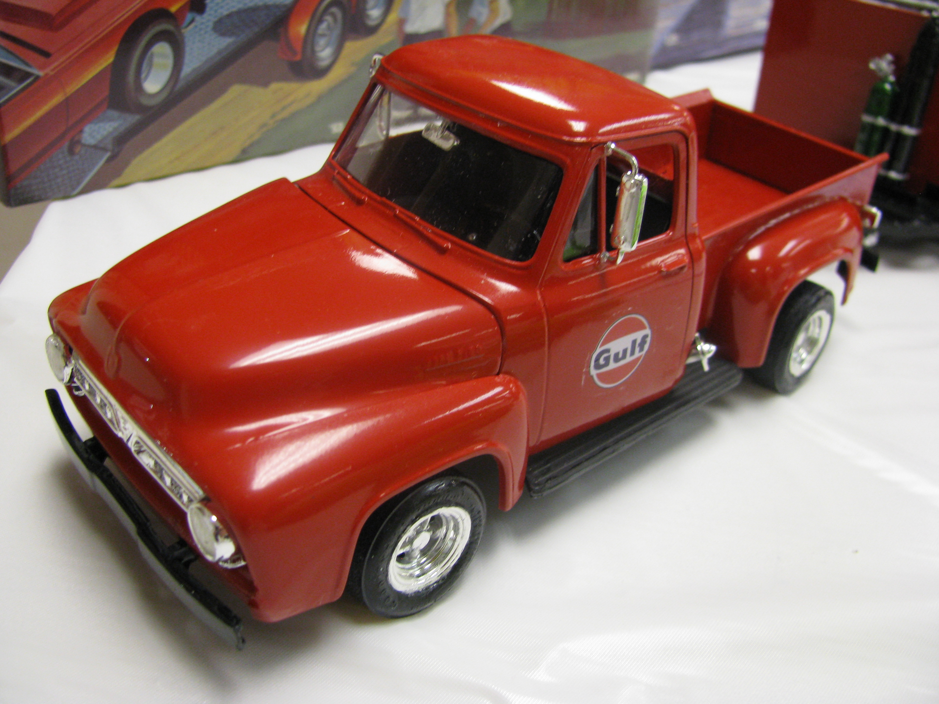Ford Truck Photographs The Crittenden Automotive Library 1950 To 1953 Pickup View Photo Of Model