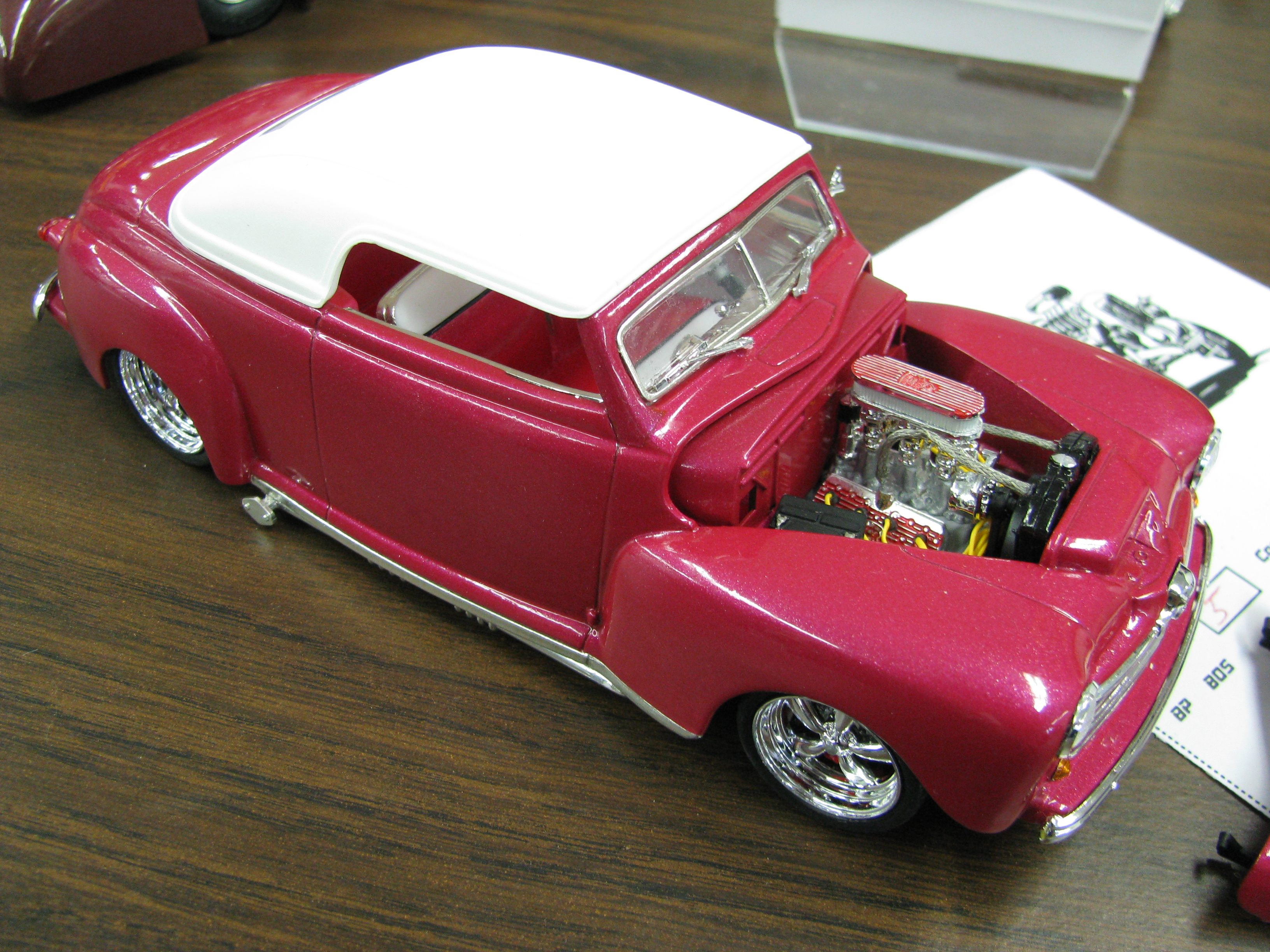 1940's Ford Hot Rod Photographs - The Crittenden Automotive