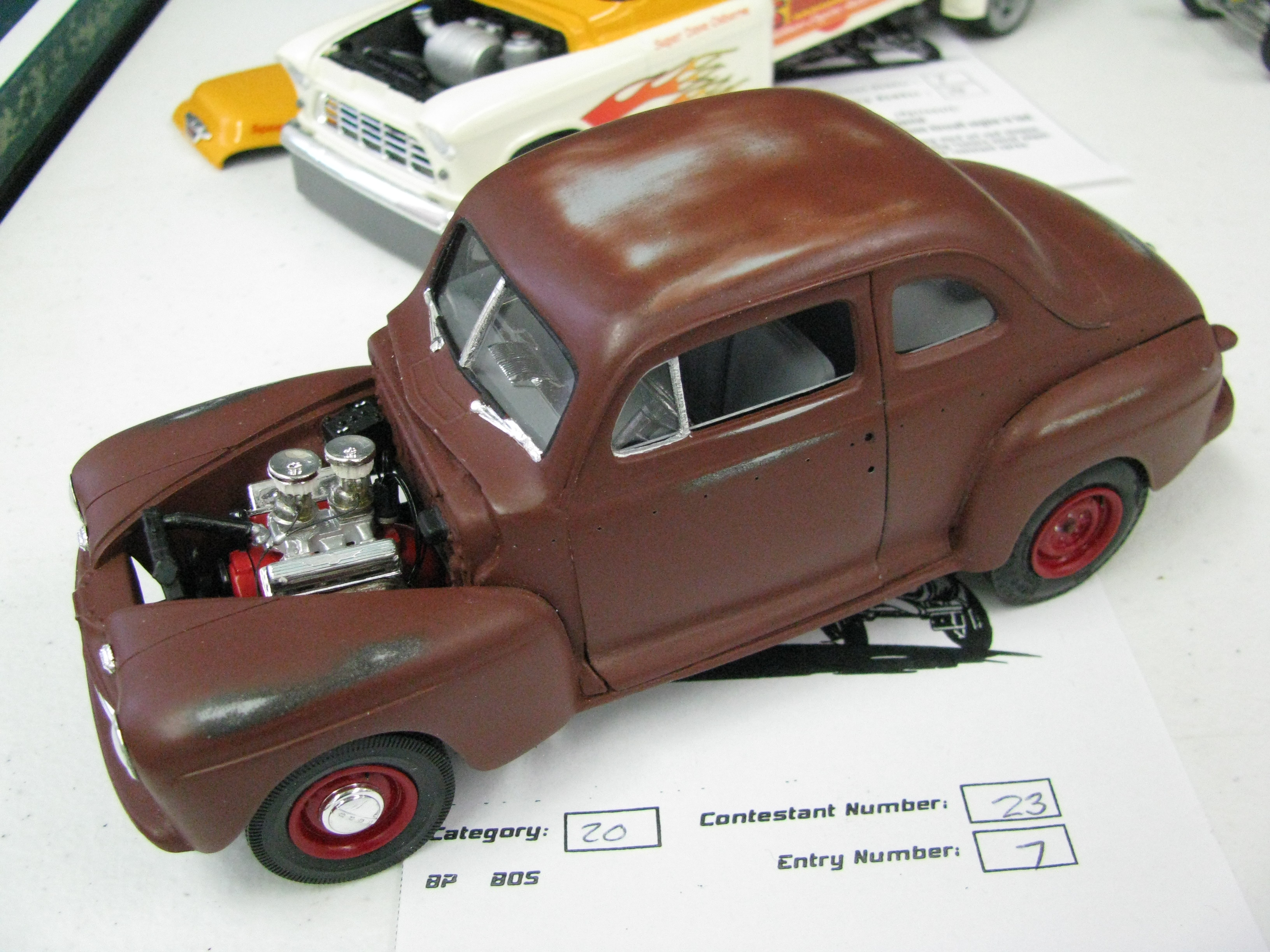 1940 S Ford Hot Rod Photographs The Crittenden Automotive Library