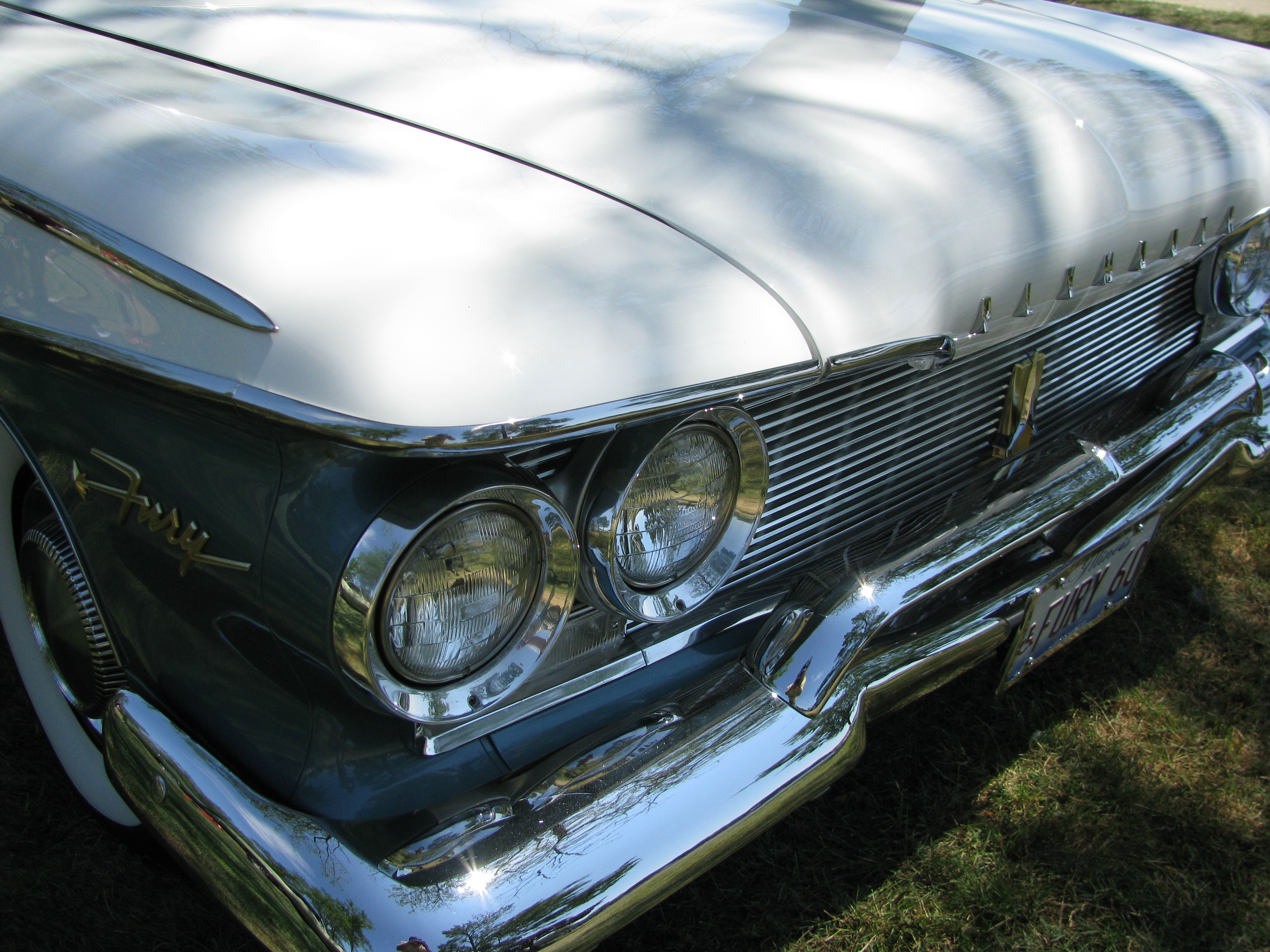 Plymouth Fury The Crittenden Automotive Library 1960 Savoy Sedan View Photo Of