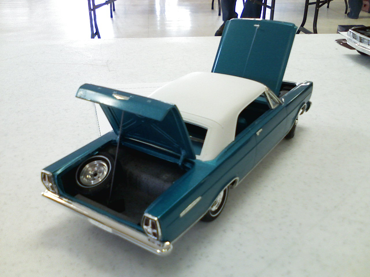 of 1965 Ford Galaxie model