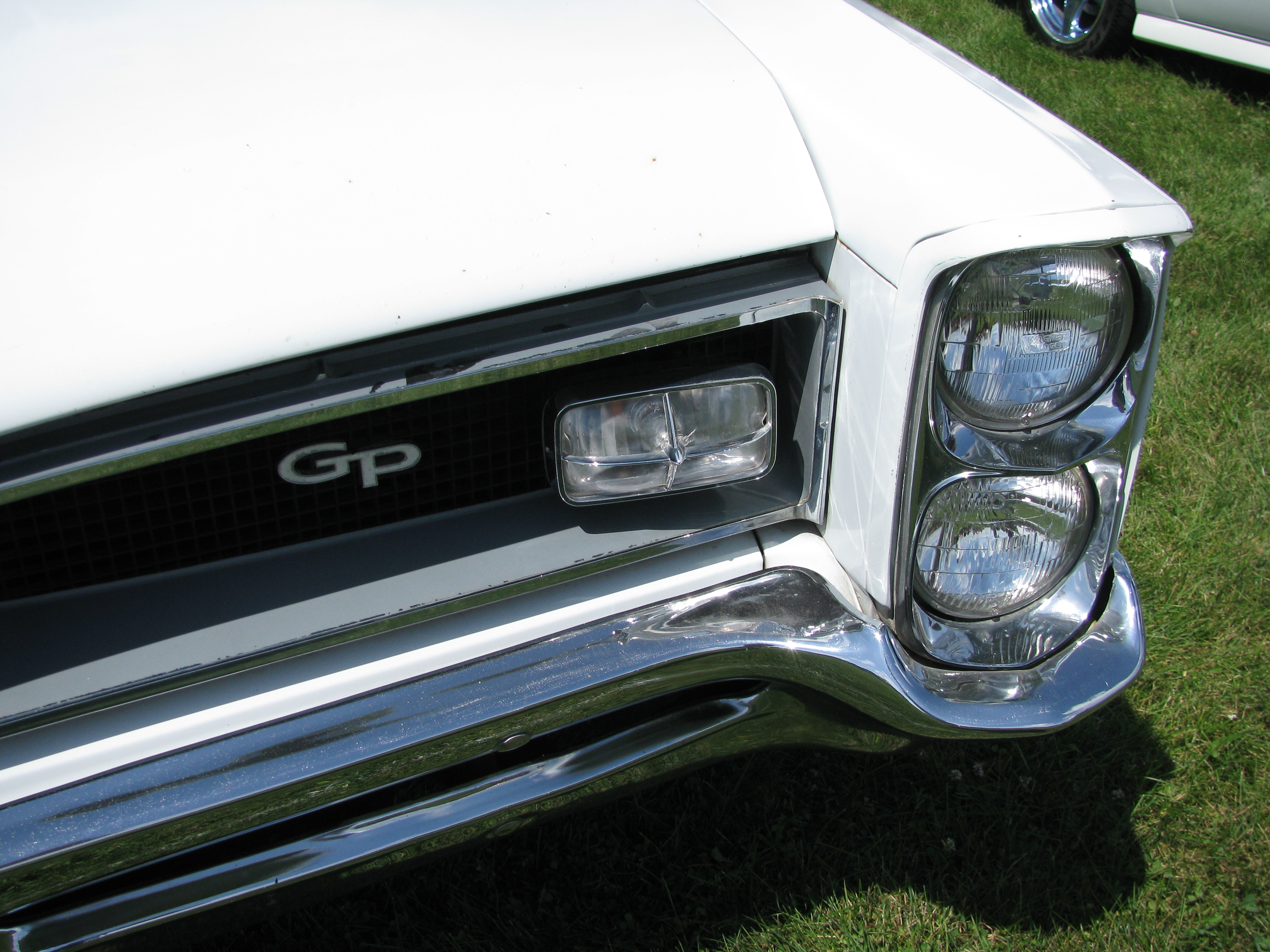 of 1966 Pontiac Grand Prix