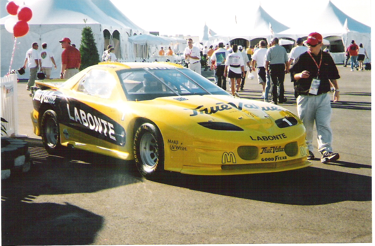 Bobby Labonte The Crittenden Automotive Library