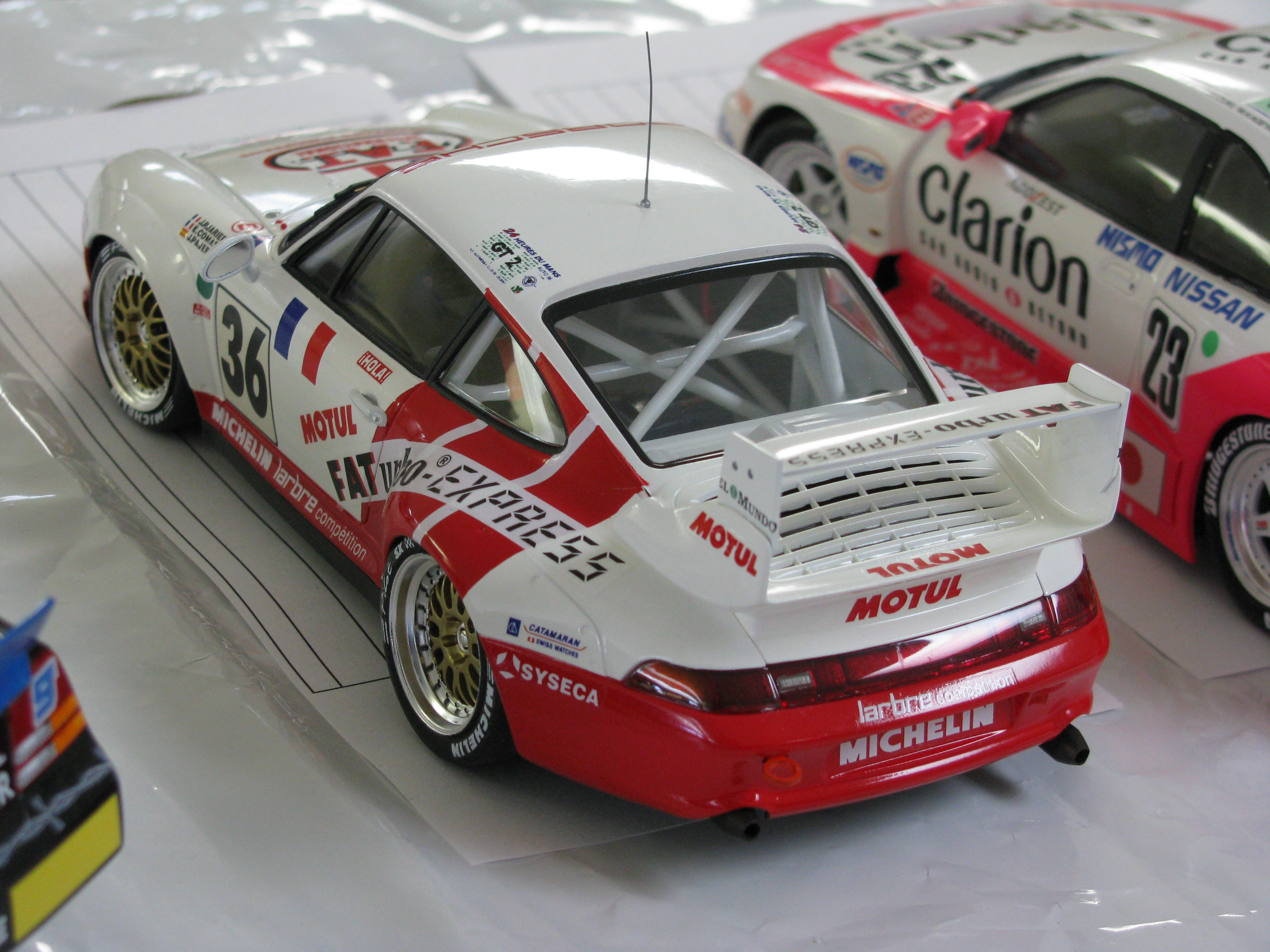 larbrecompetition03 Breathtaking Tamiya Porsche 911 Gt1 Full View Cars Trend