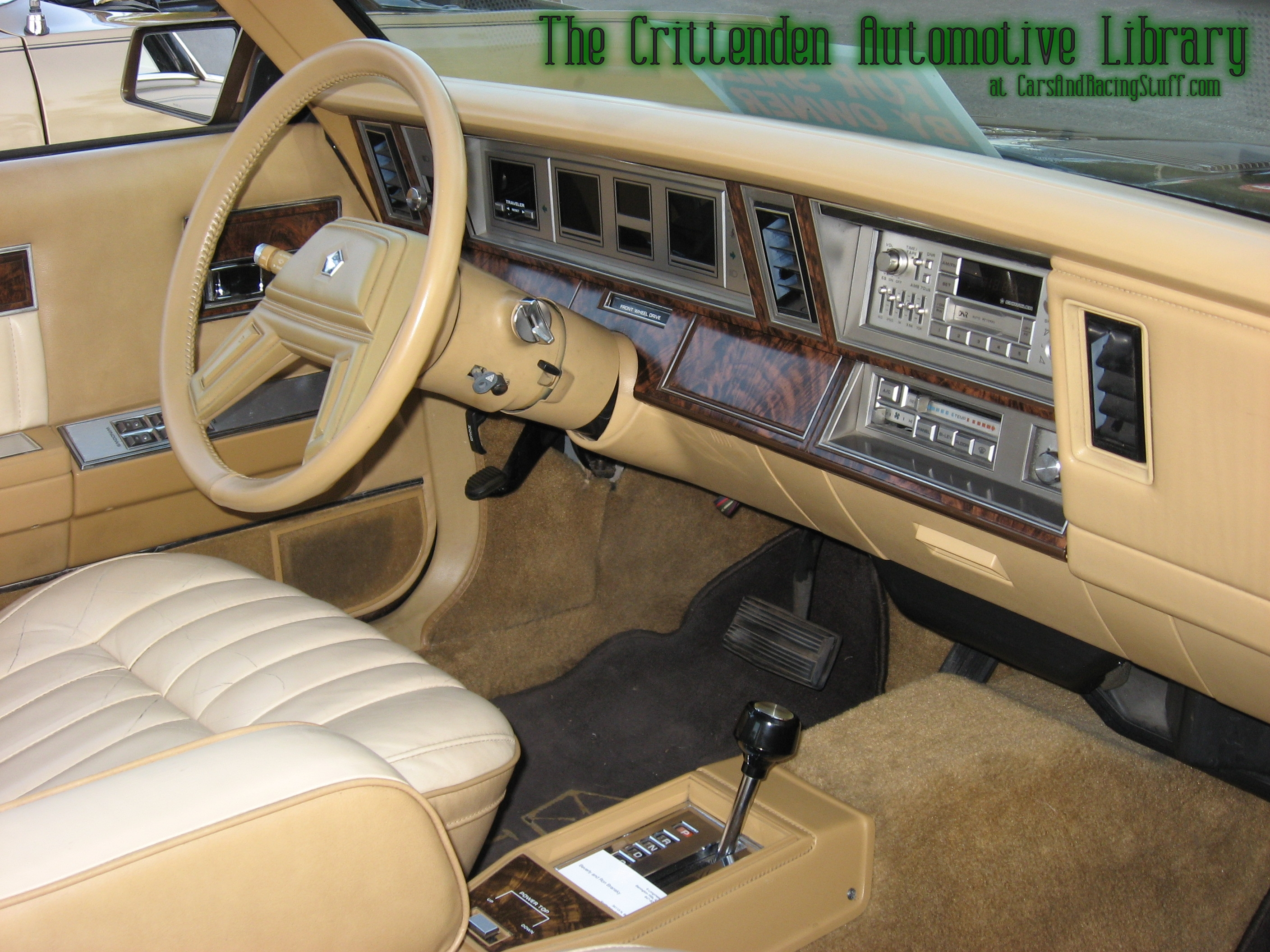 Chrysler le baron the crittenden automotive library view photo of chrysler le baron town country fandeluxe Image collections