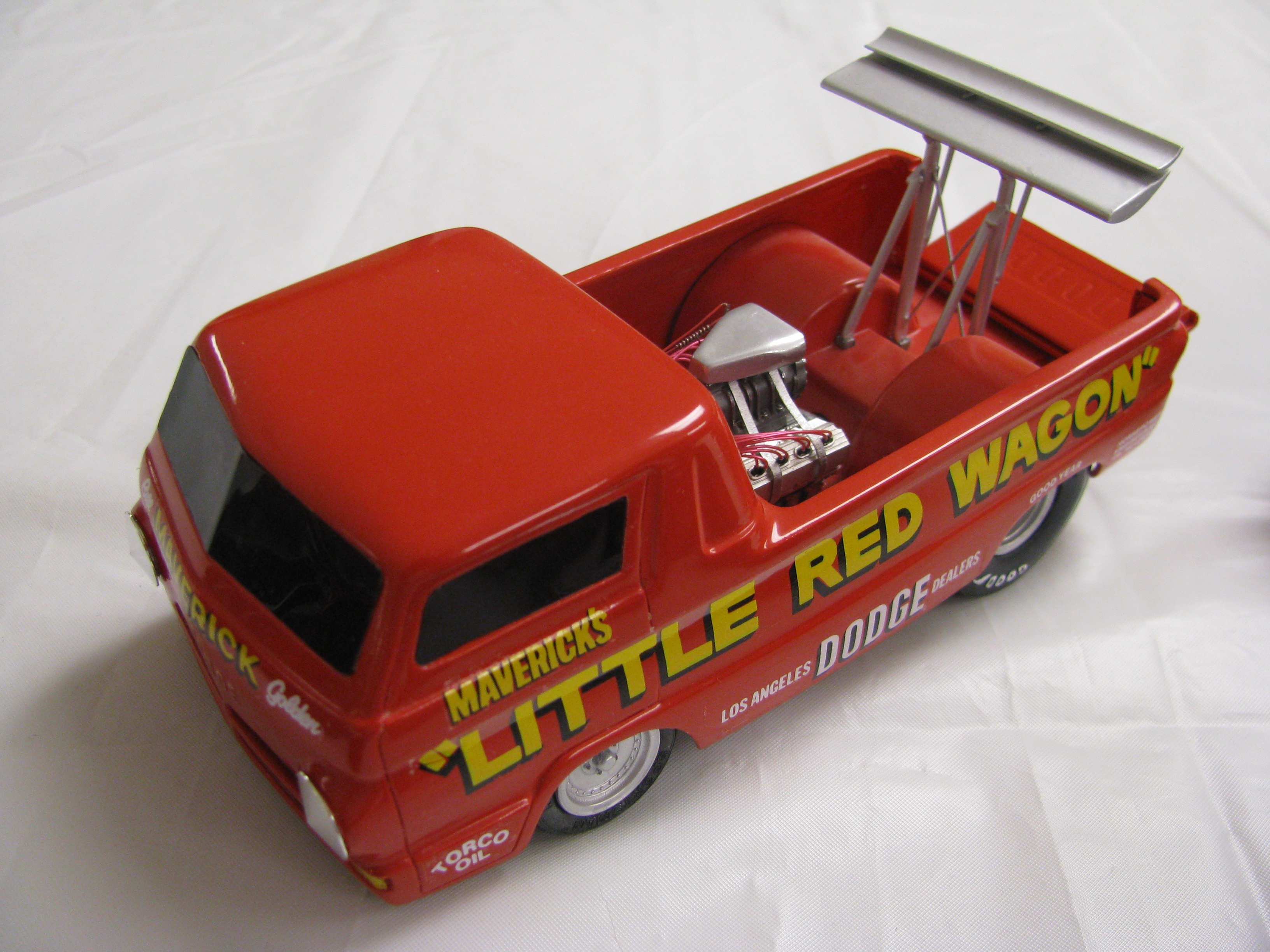 Little Red Wagon The Crittenden Automotive Library