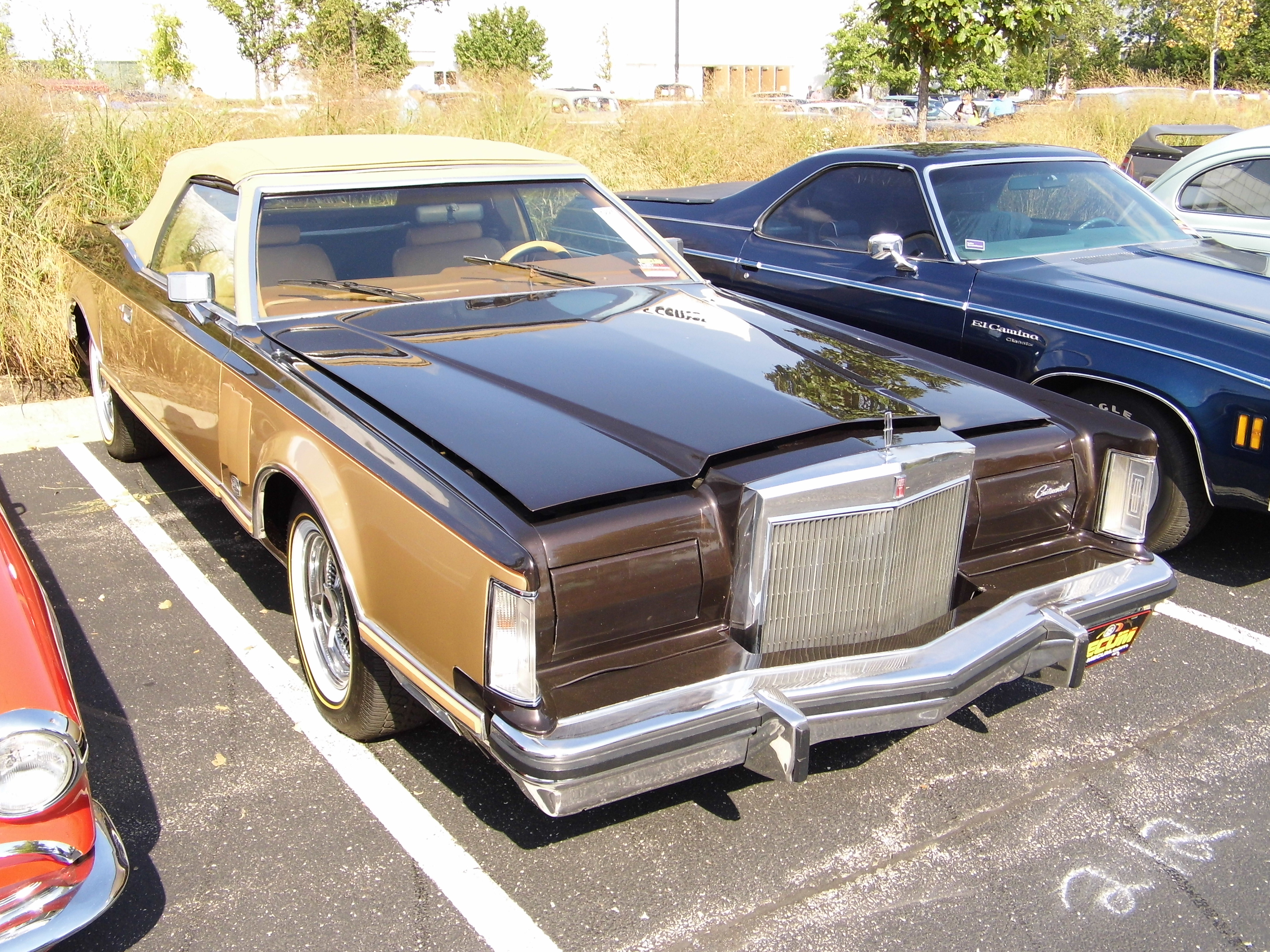 Lincoln Continental - The Crittenden Automotive Library