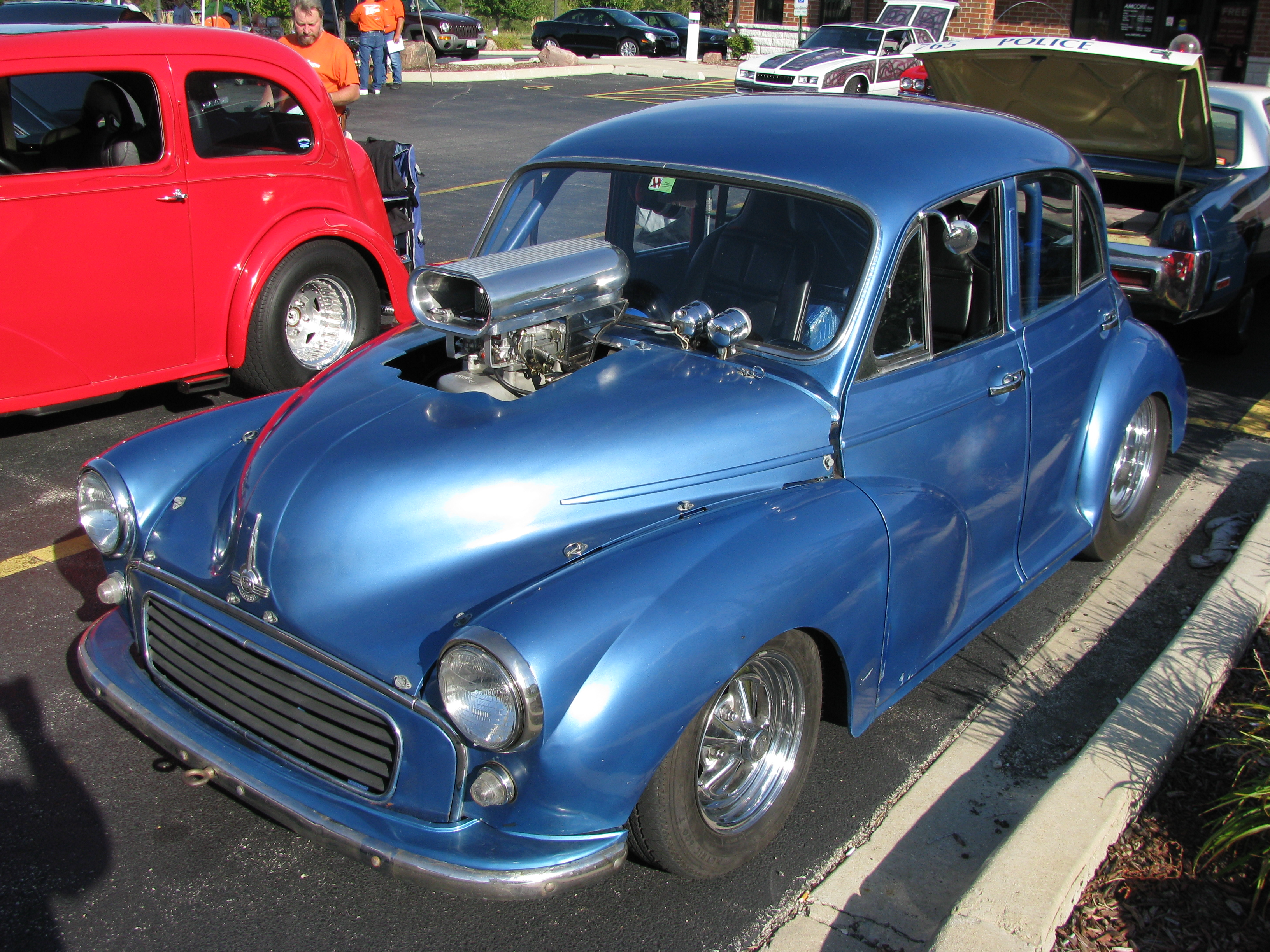 Hot Rod 1959 Morris Minor 1000