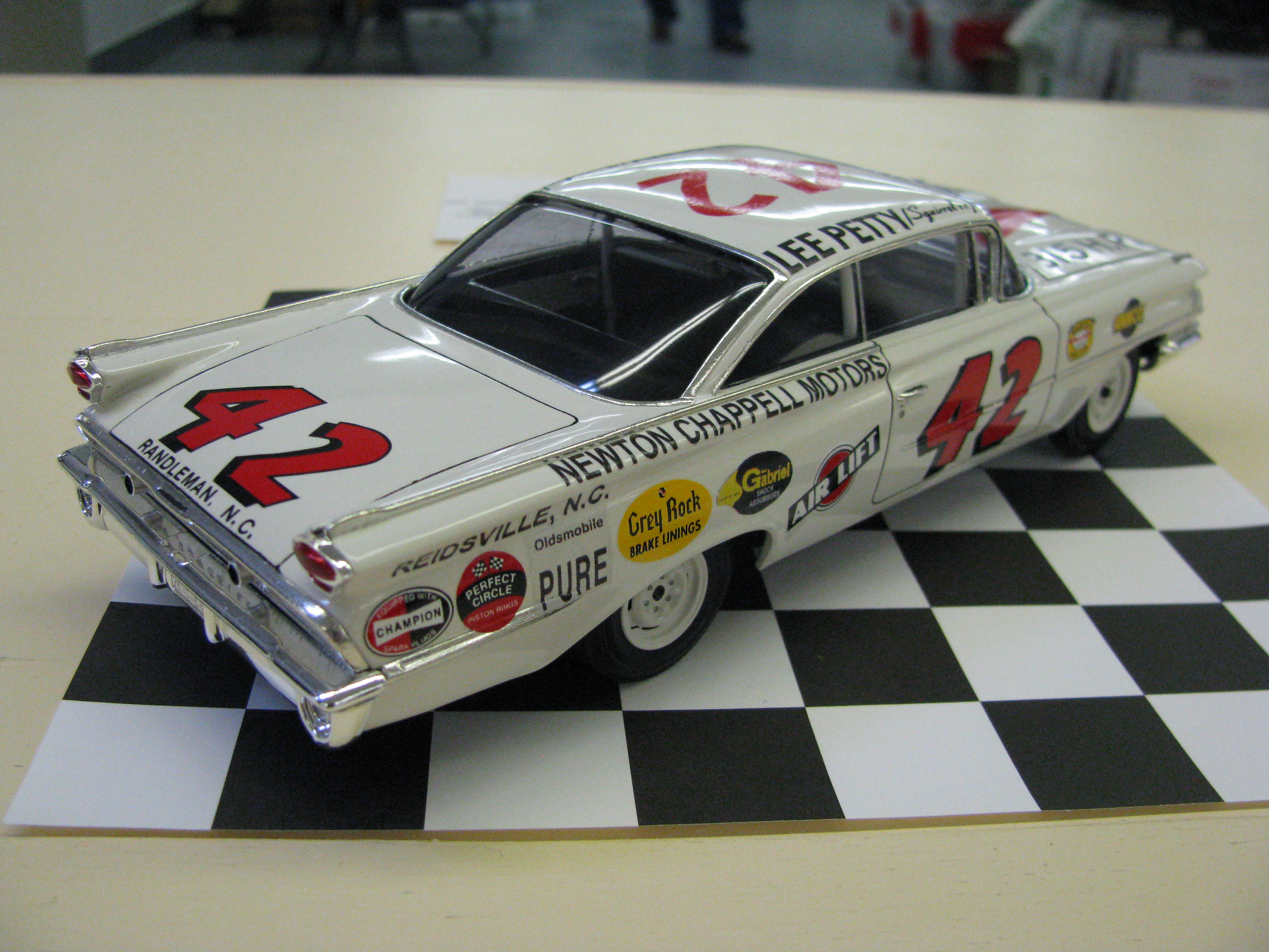 Lee Petty The Crittenden Automotive Library