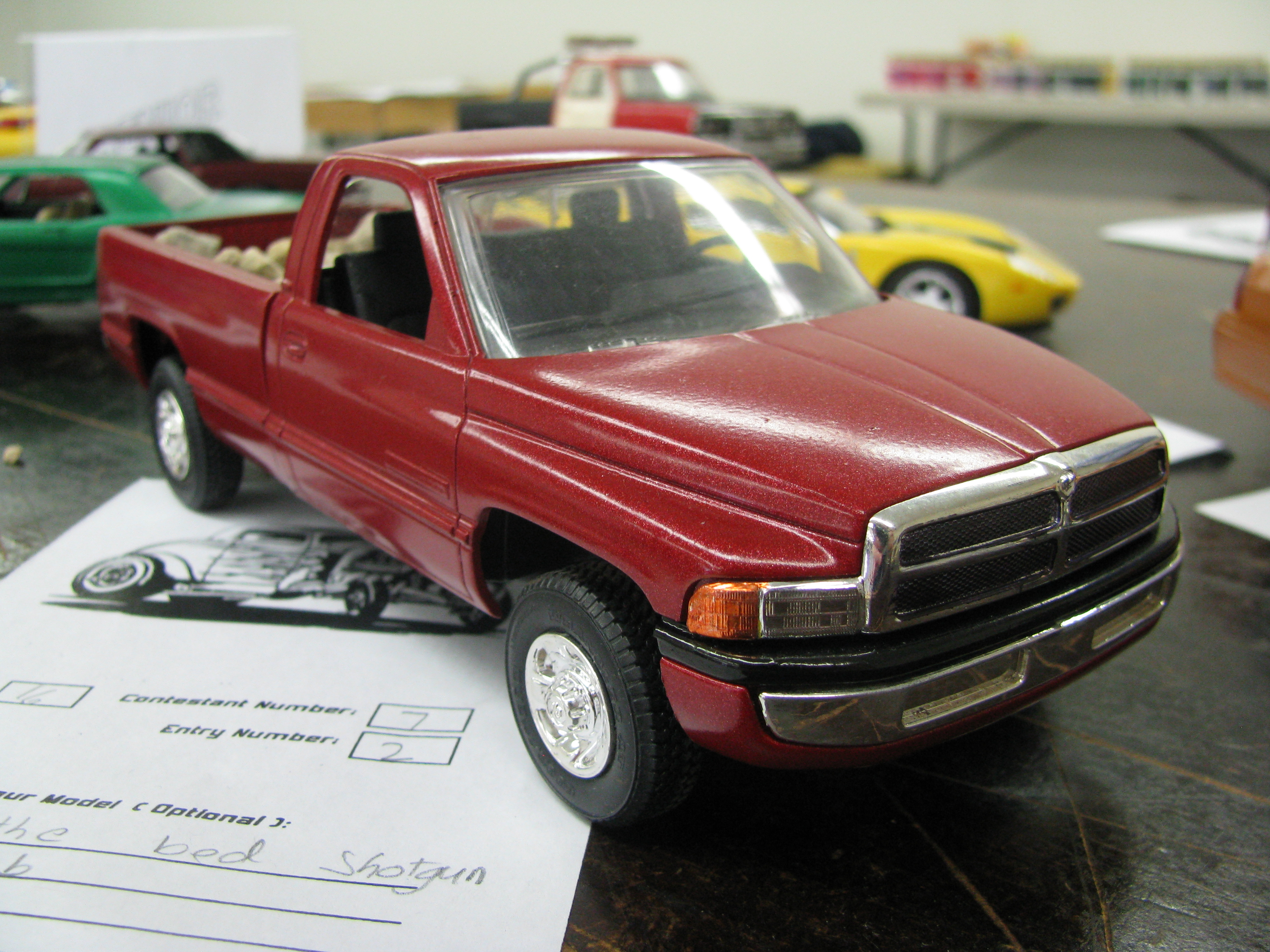horn ram cab big bighorn crewcab models crew dodge model