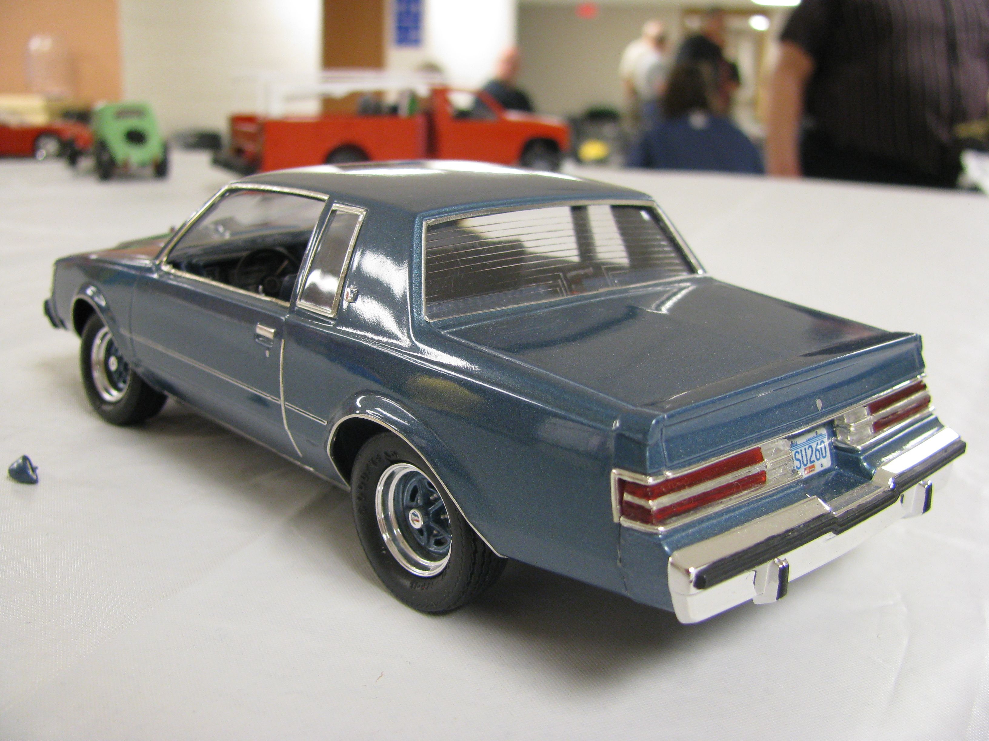 View Photo Of 1987 Buick Regal Model