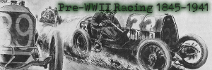Pre-WWII Racing