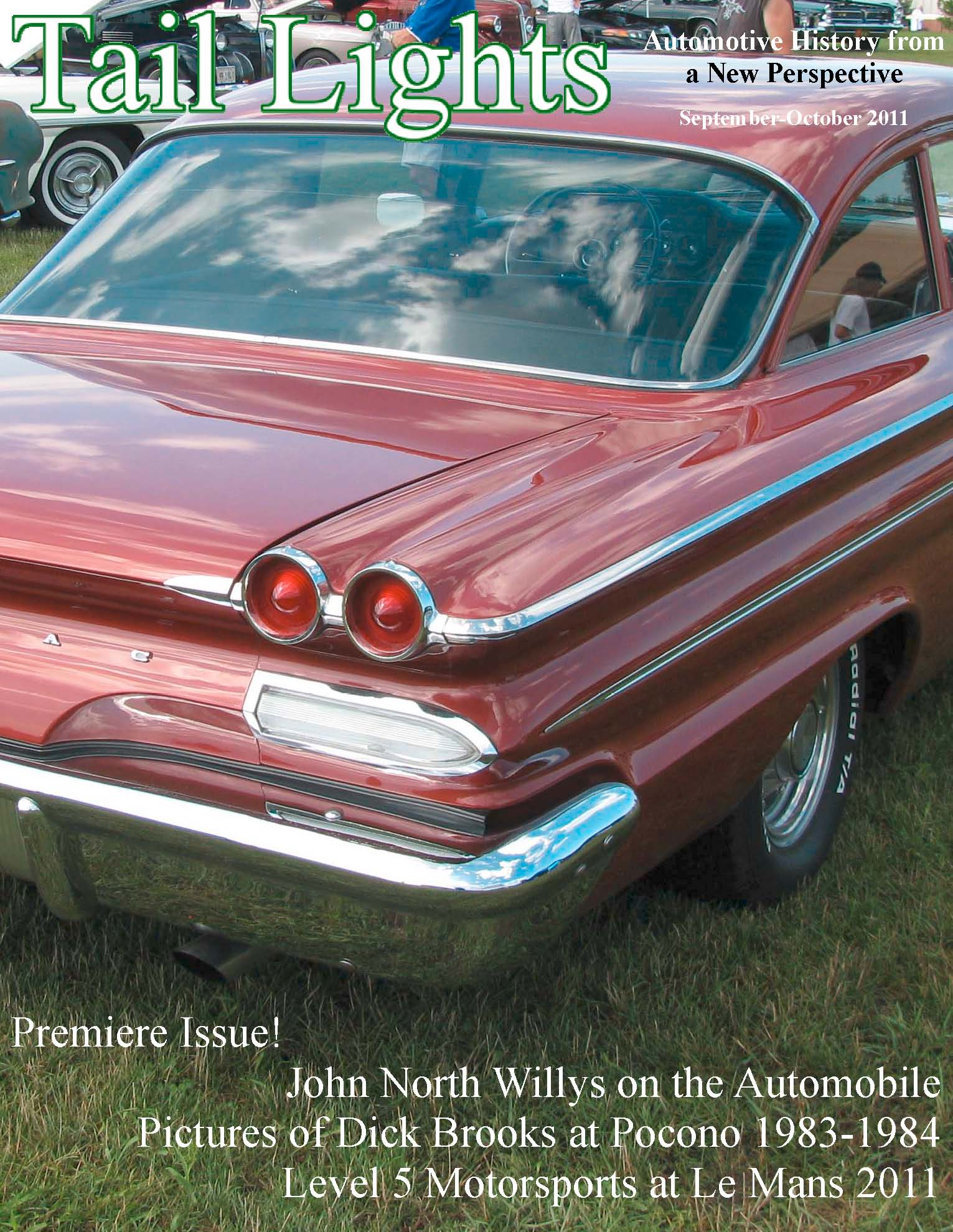 Pontiac Catalina The Crittenden Automotive Library 1960 Bonneville Station Wagon View Tail Lights Cover 323kb