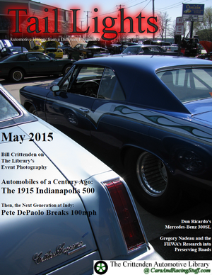 Tail Lights Cover: Cruisin' Spring Car Show