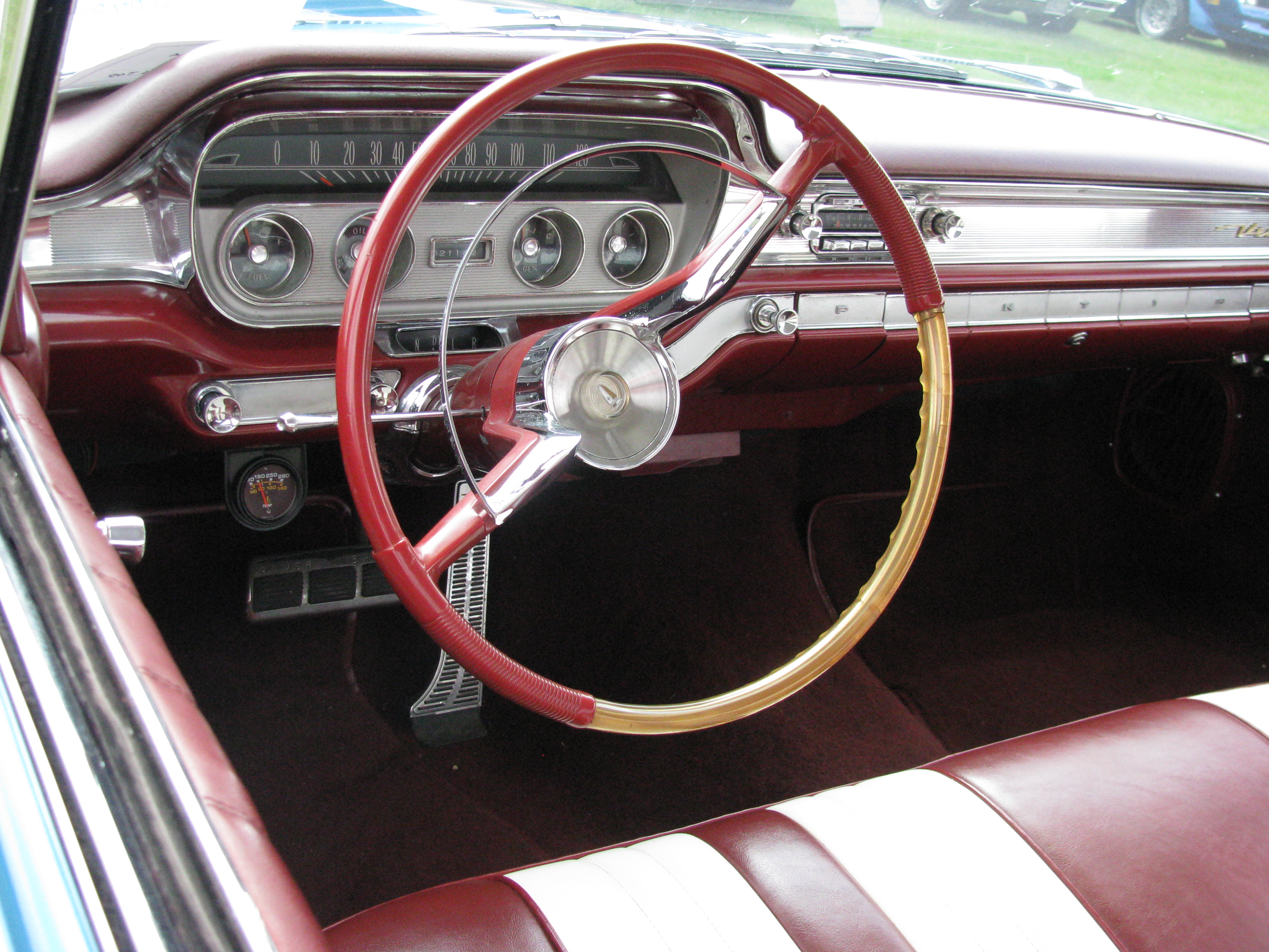 Pontiac Ventura The Crittenden Automotive Library 1960s Gto Dash View Photo Of 1960
