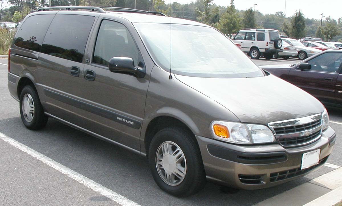 View photo of Chevrolet Venture - 124KB