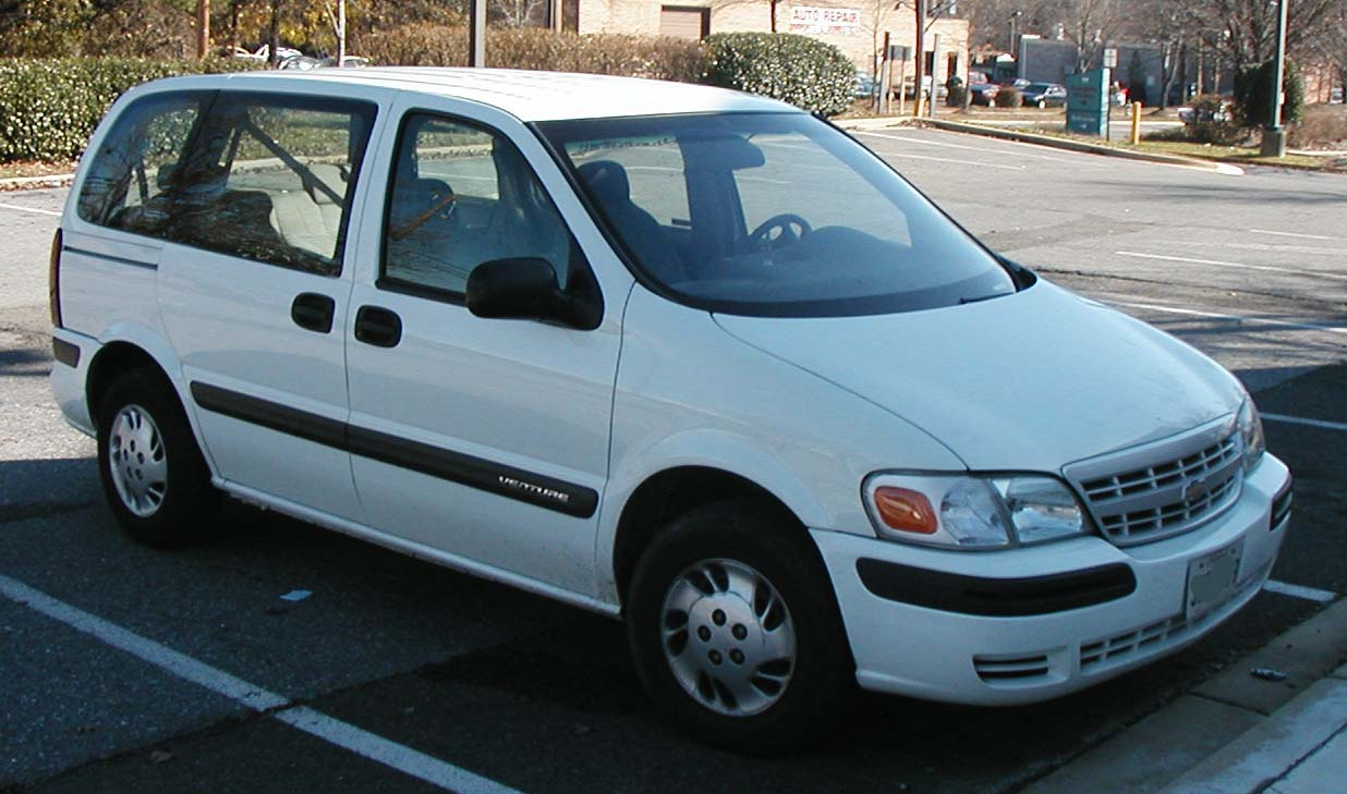 View photo of Chevrolet Venture - 131KB