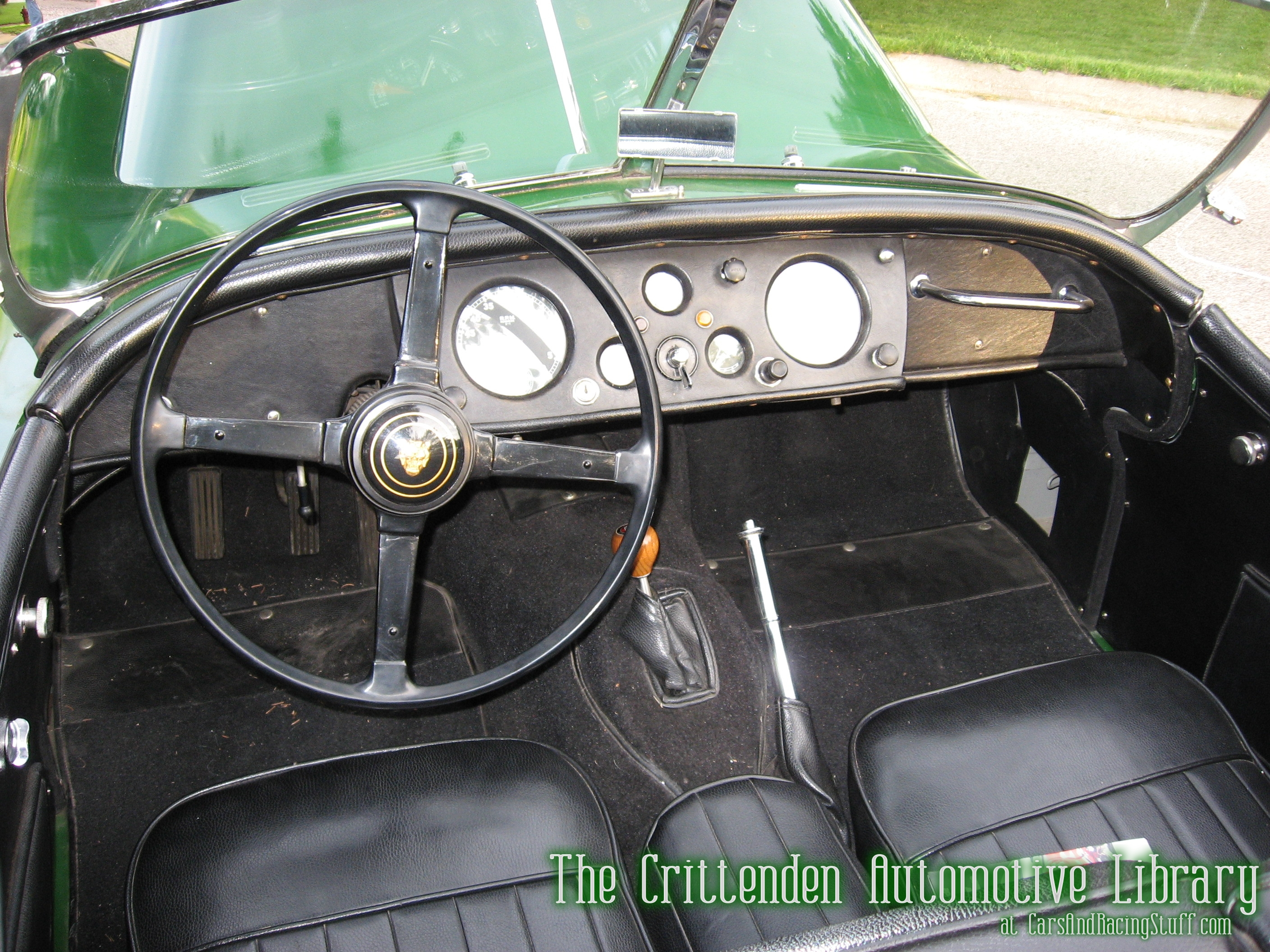 View photo of 1957 Jaguar