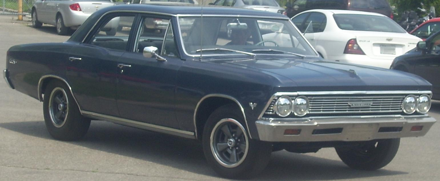 Chevrolet Chevelle The Crittenden Automotive Library 1966 Malibu Ss View Photo Of 110kb
